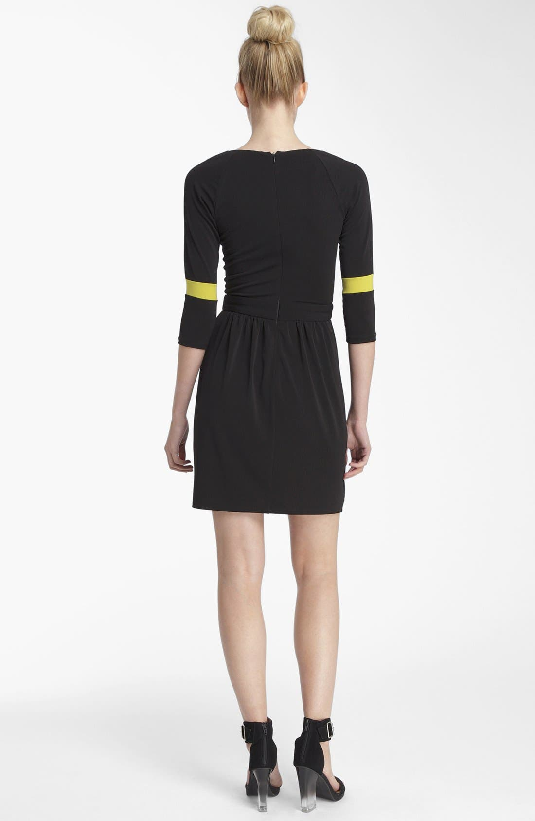 Alternate Image 2  - Catherine Catherine Malandrino 'Nala' Knit Dress