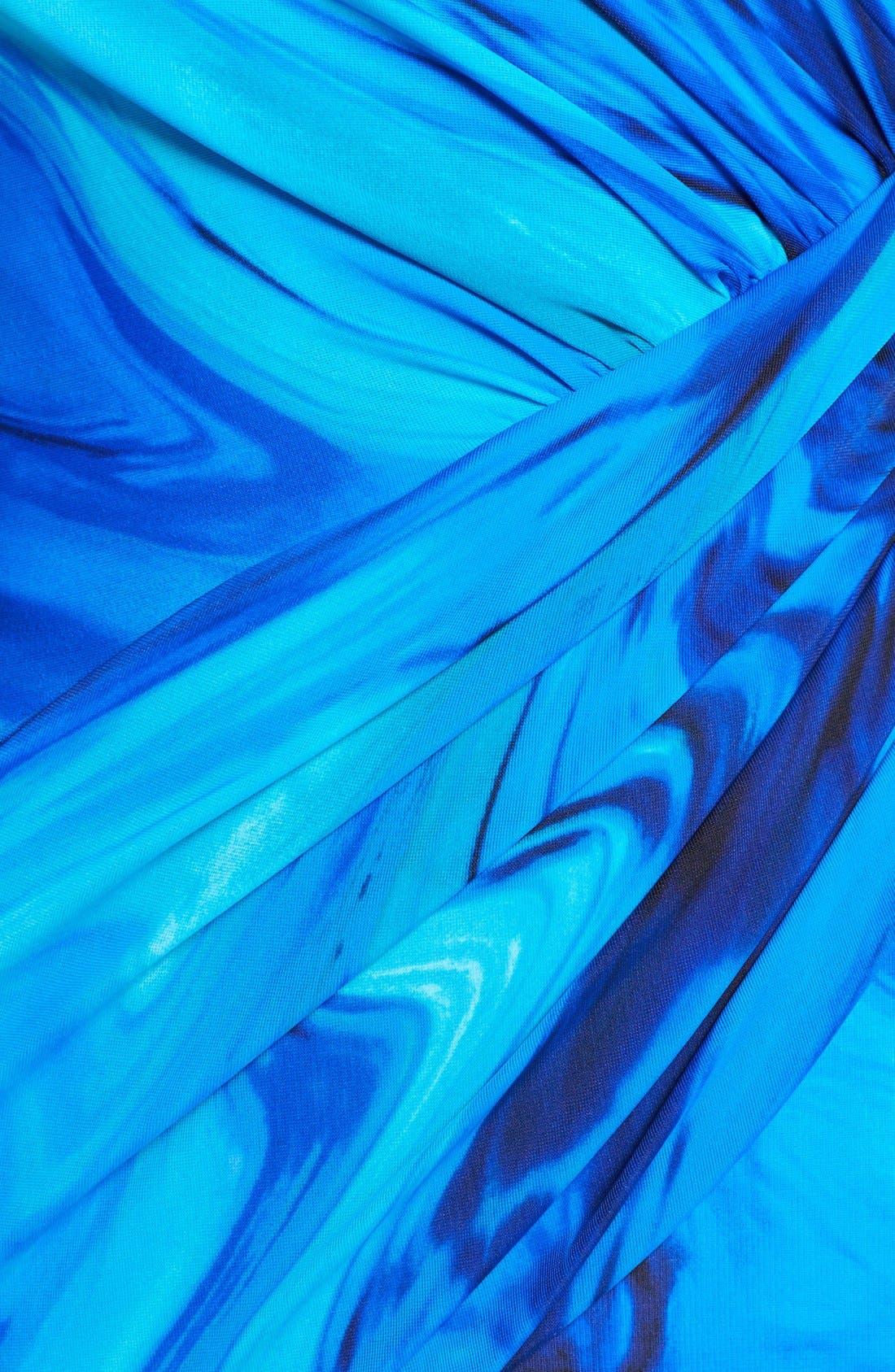 Alternate Image 3  - Miraclesuit® 'Free Flow Blu Oceanus' One-Piece Swimsuit