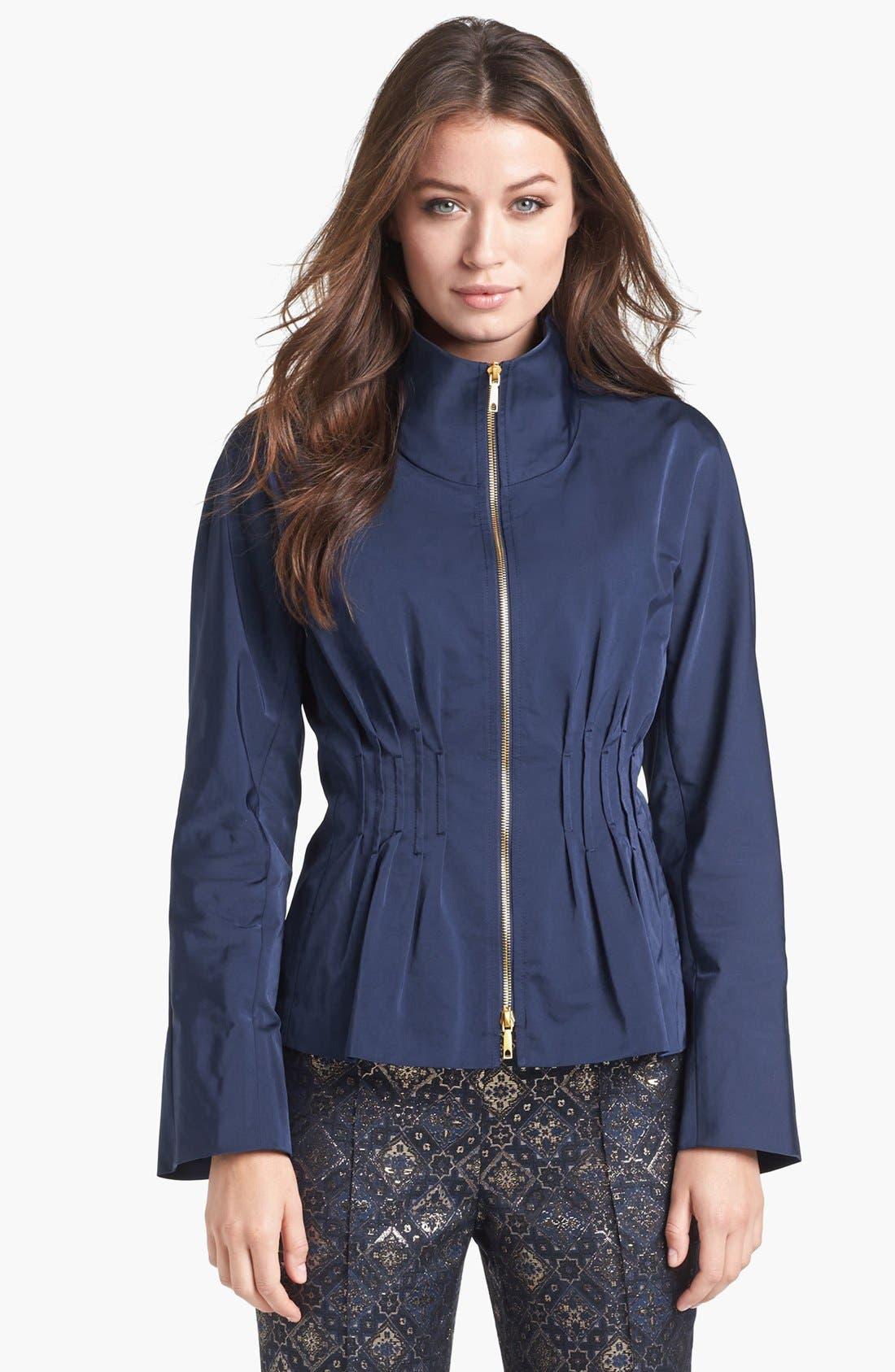 Main Image - Lafayette 148 New York 'Rhona - Couture Cloth' Jacket