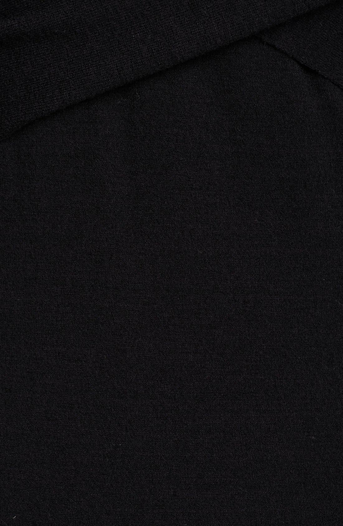 Alternate Image 3  - Donna Karan Collection 'First Layer' Cashmere Blend Dress