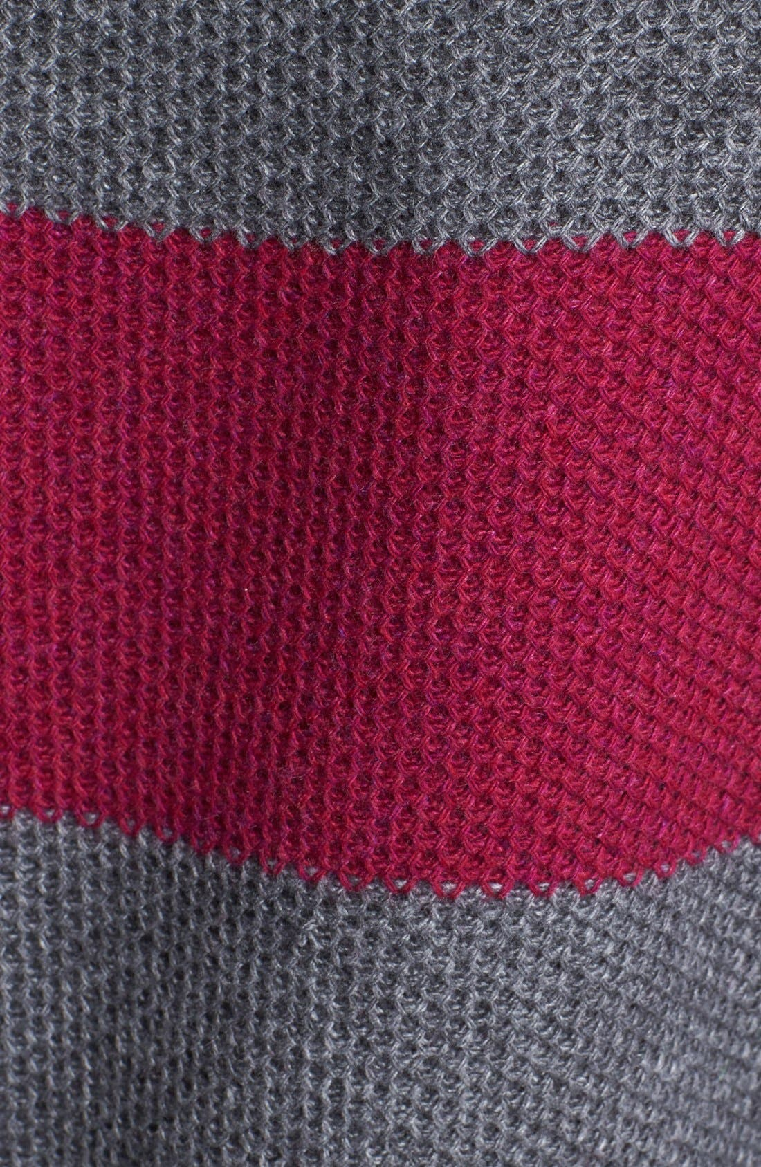 Alternate Image 3  - Splendid 'Honeycomb' Stripe Pullover