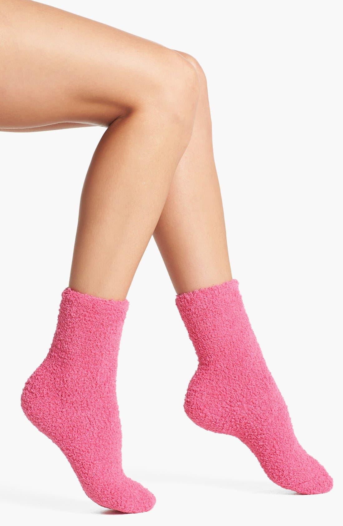 Alternate Image 1 Selected - Nordstrom Butter Slipper Socks