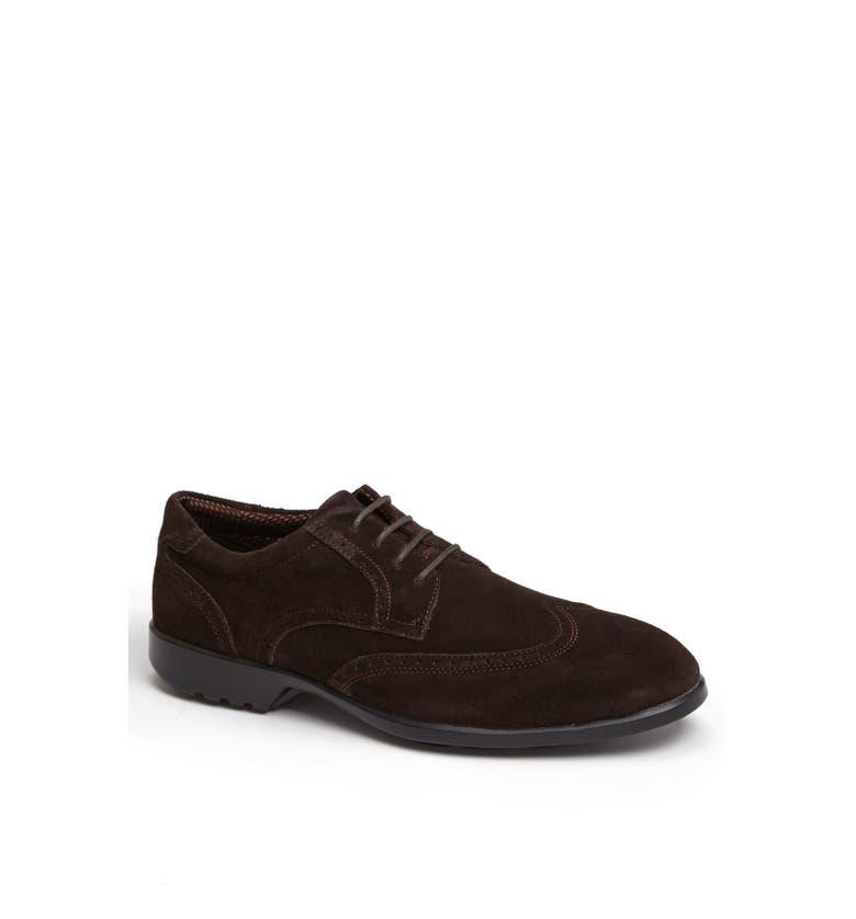 Dress Shoe Heel Plate