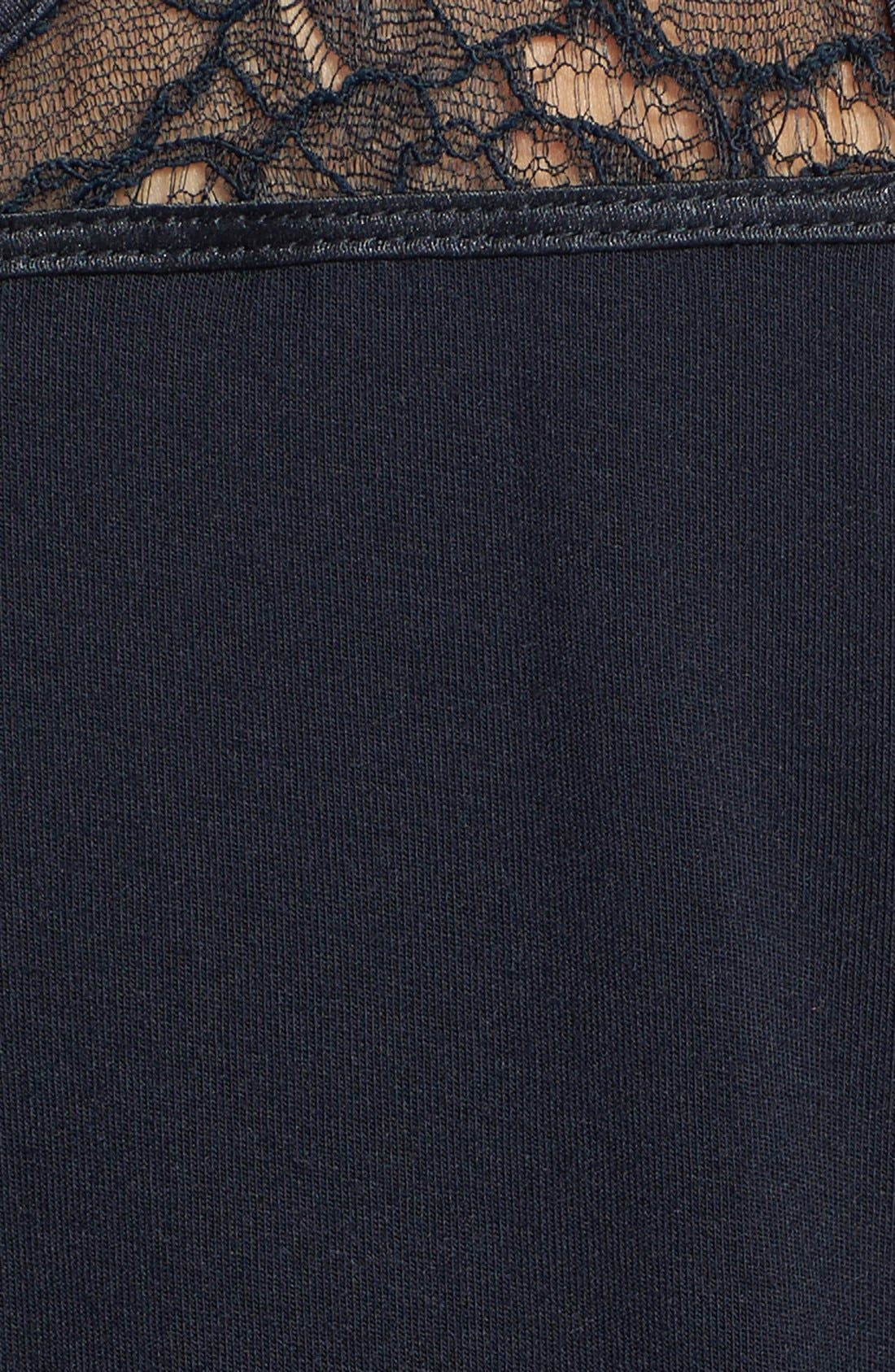 Alternate Image 3  - Midnight by Carole Hochman 'Always On My Mind' Pajamas (Plus Size)