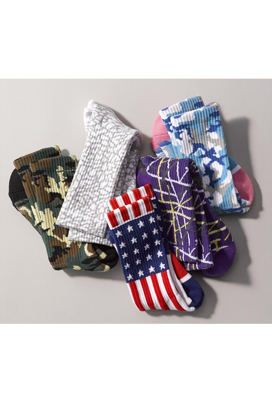Alternate Image 3  - STRIDELINE 'S Collection' Socks