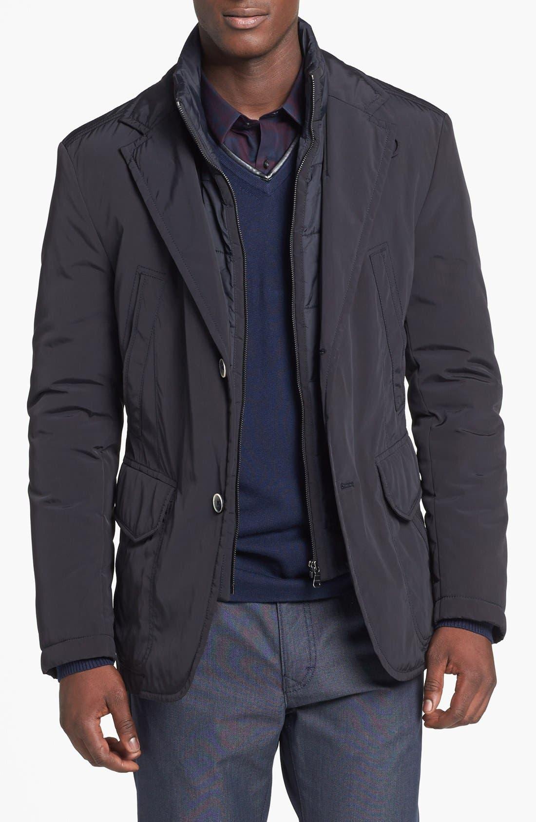 Alternate Image 1 Selected - BOSS HUGO BOSS 'Cartinus' Jacket