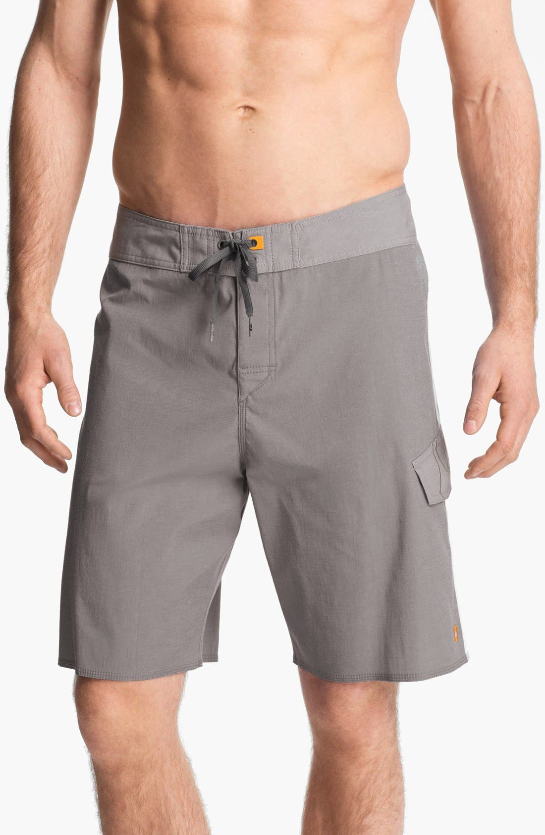 Alternate Image 1 Selected - Quiksilver Waterman Collection 'Last Call' Board Shorts