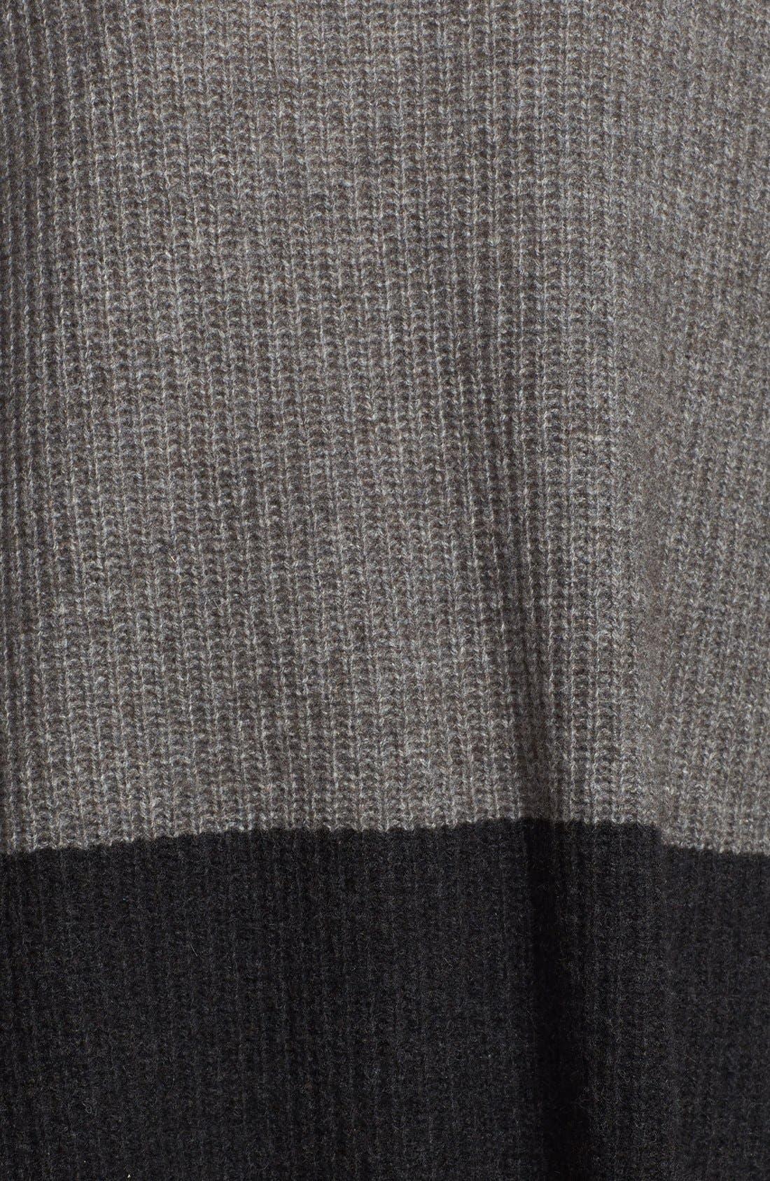 Alternate Image 3  - Eileen Fisher Supersoft Yak Hair & Wool Turtleneck Sweater