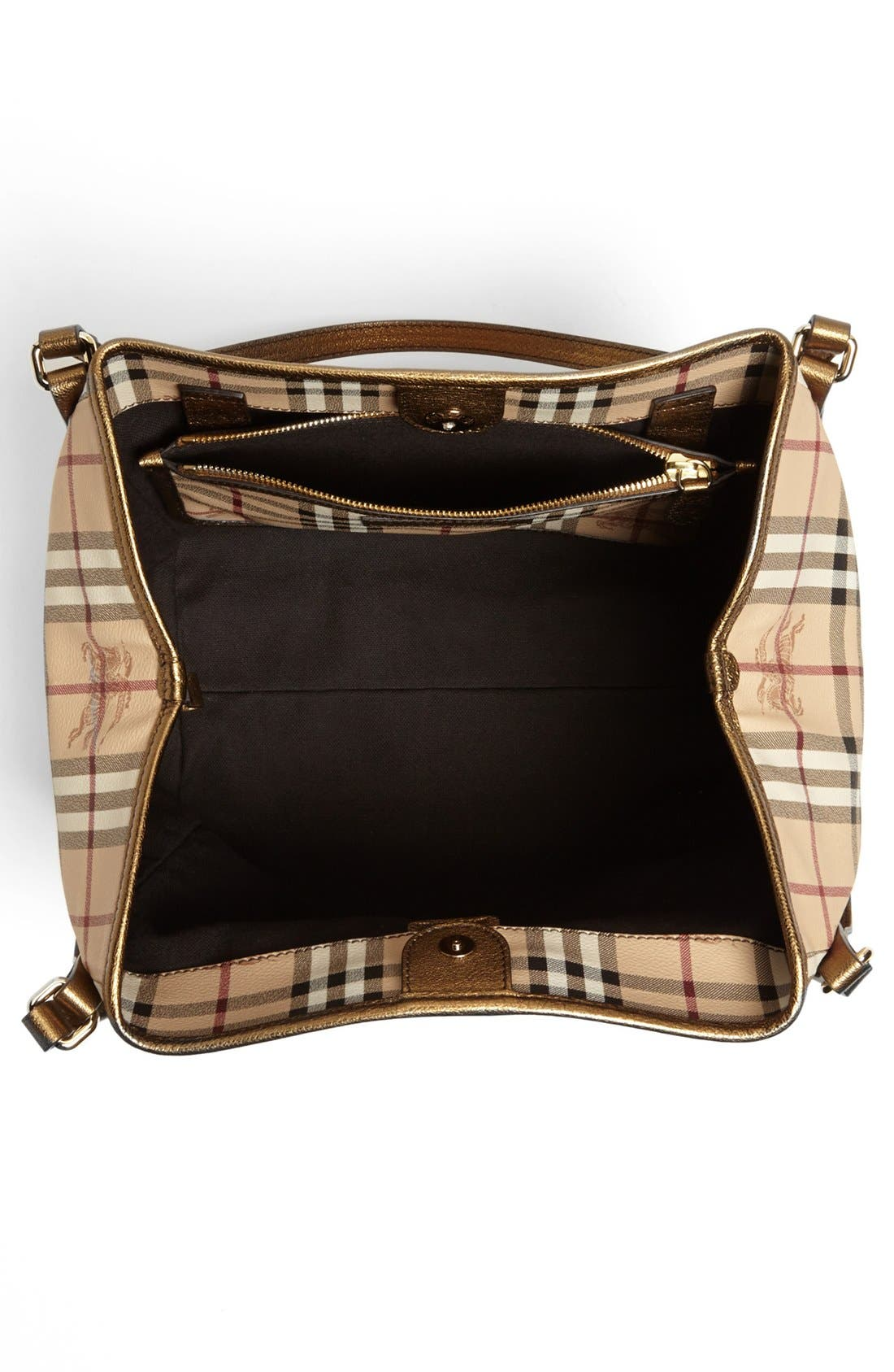 Alternate Image 3  - Burberry 'Small Canterbury' Shoulder Tote