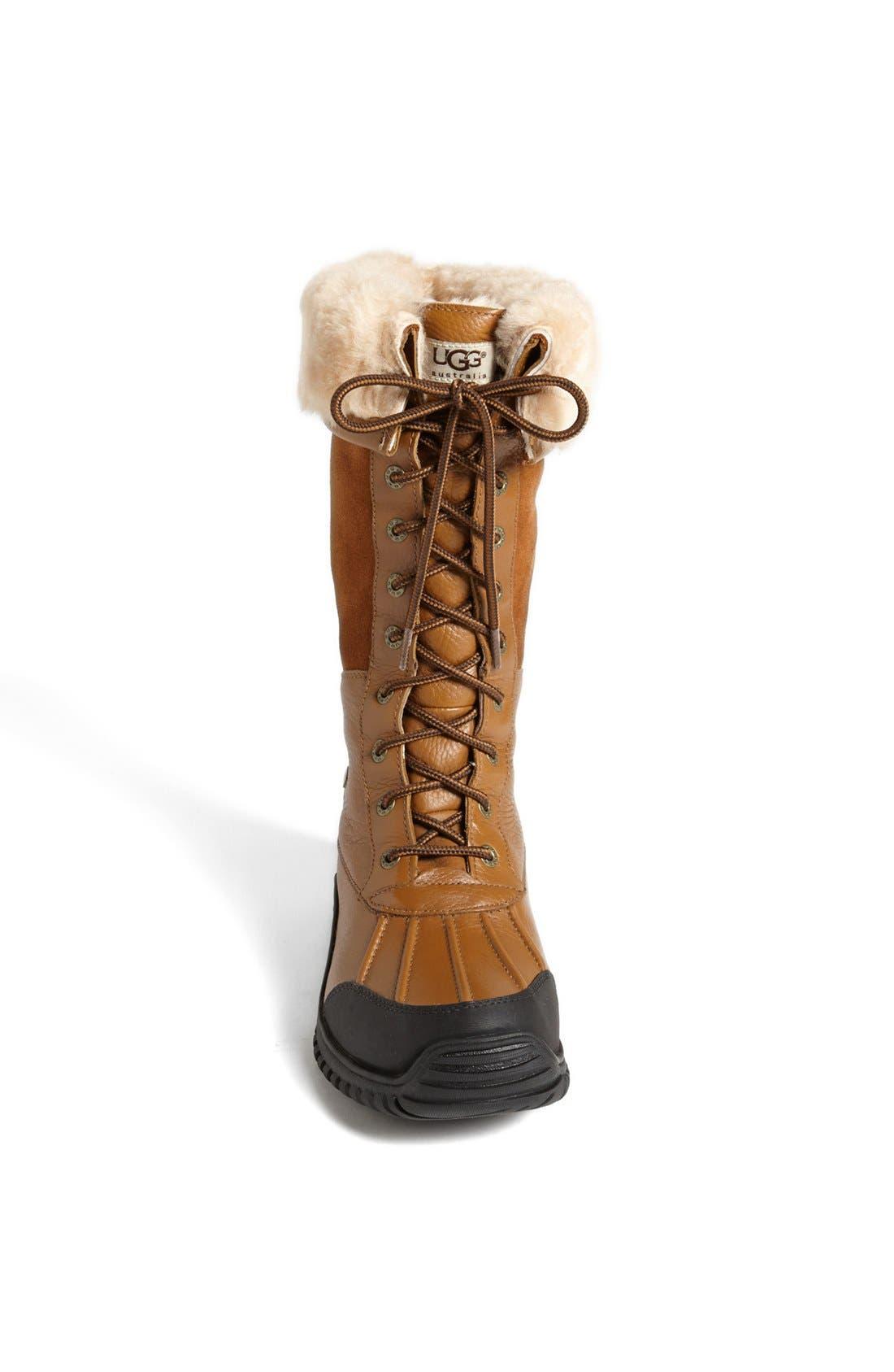 Alternate Image 3  - UGG® Adirondack Waterproof Tall Boot (Women)