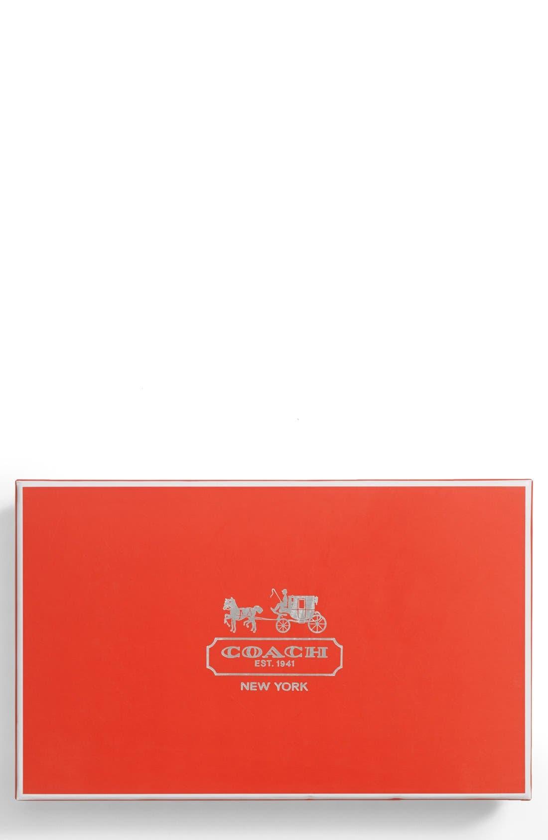 Alternate Image 2  - COACH 'Signature - Zippy' Wallet