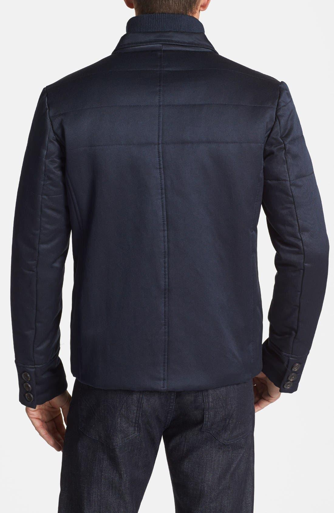 Alternate Image 2  - Antony Morato Slim Fit Double Breasted Jacket