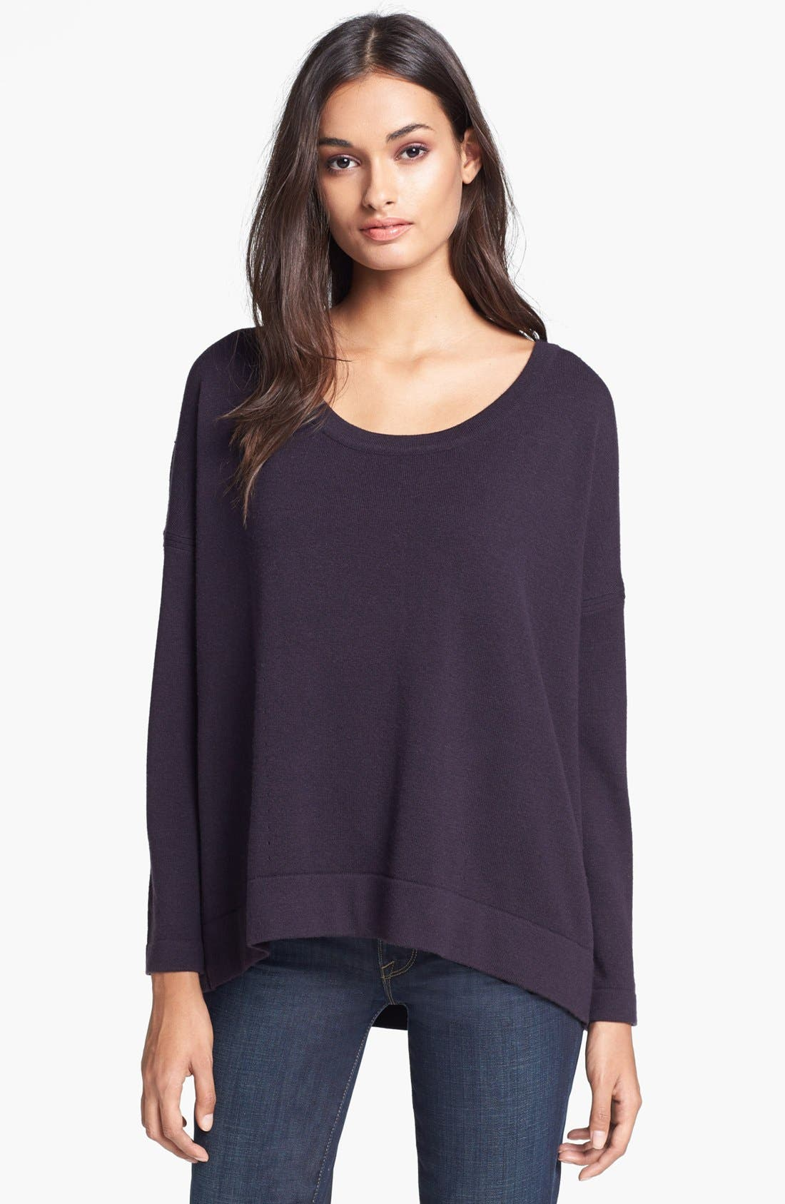 Main Image - rag & bone 'Noelle' Oversized Sweater