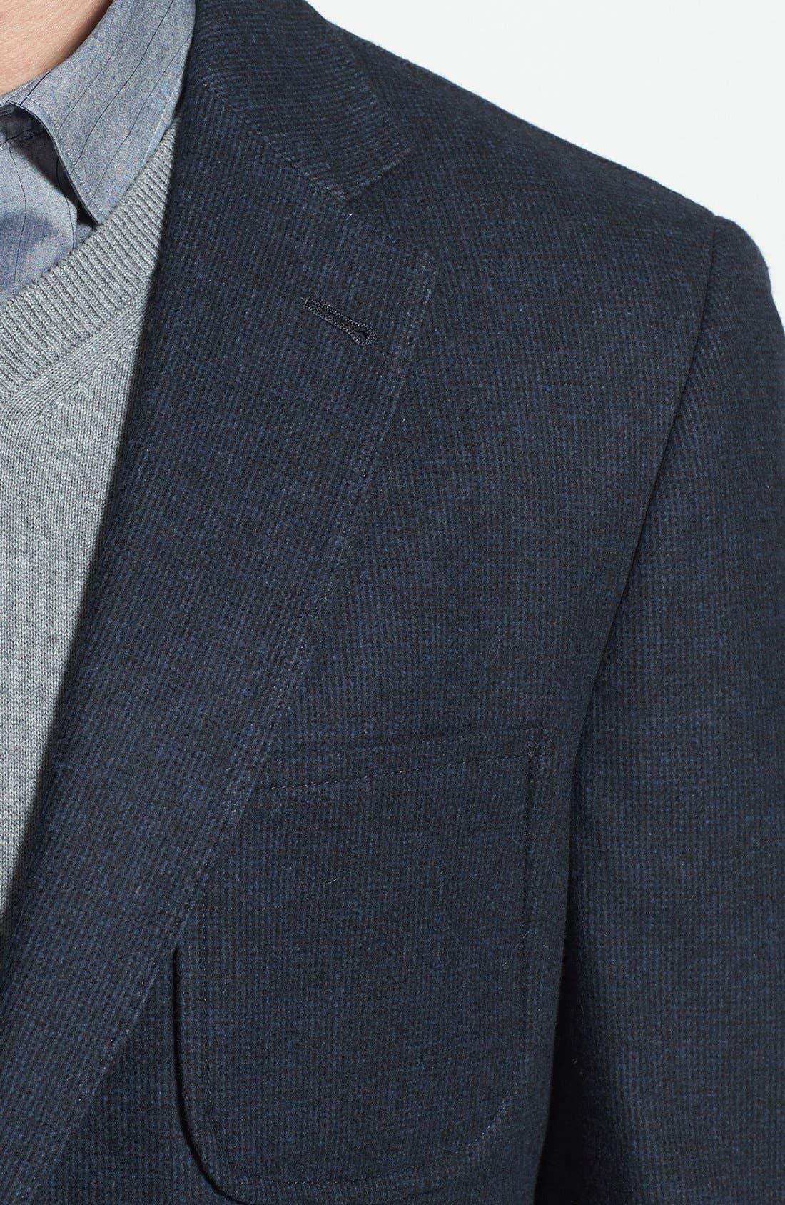 Alternate Image 3  - Kroon Wool Blend Sportcoat
