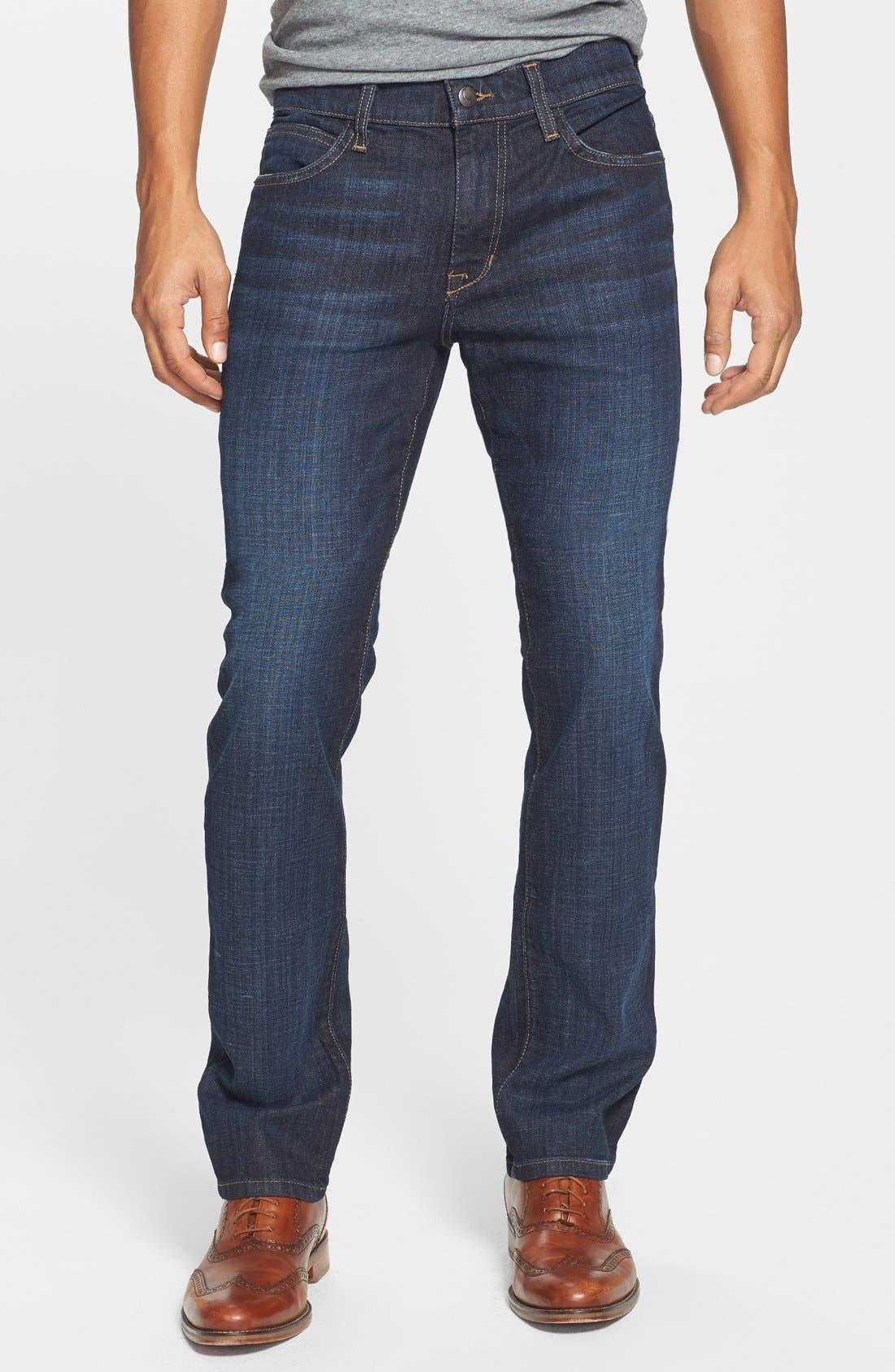 Alternate Image 1 Selected - Joe's 'Slim' Skinny Fit Jeans (Hunter)