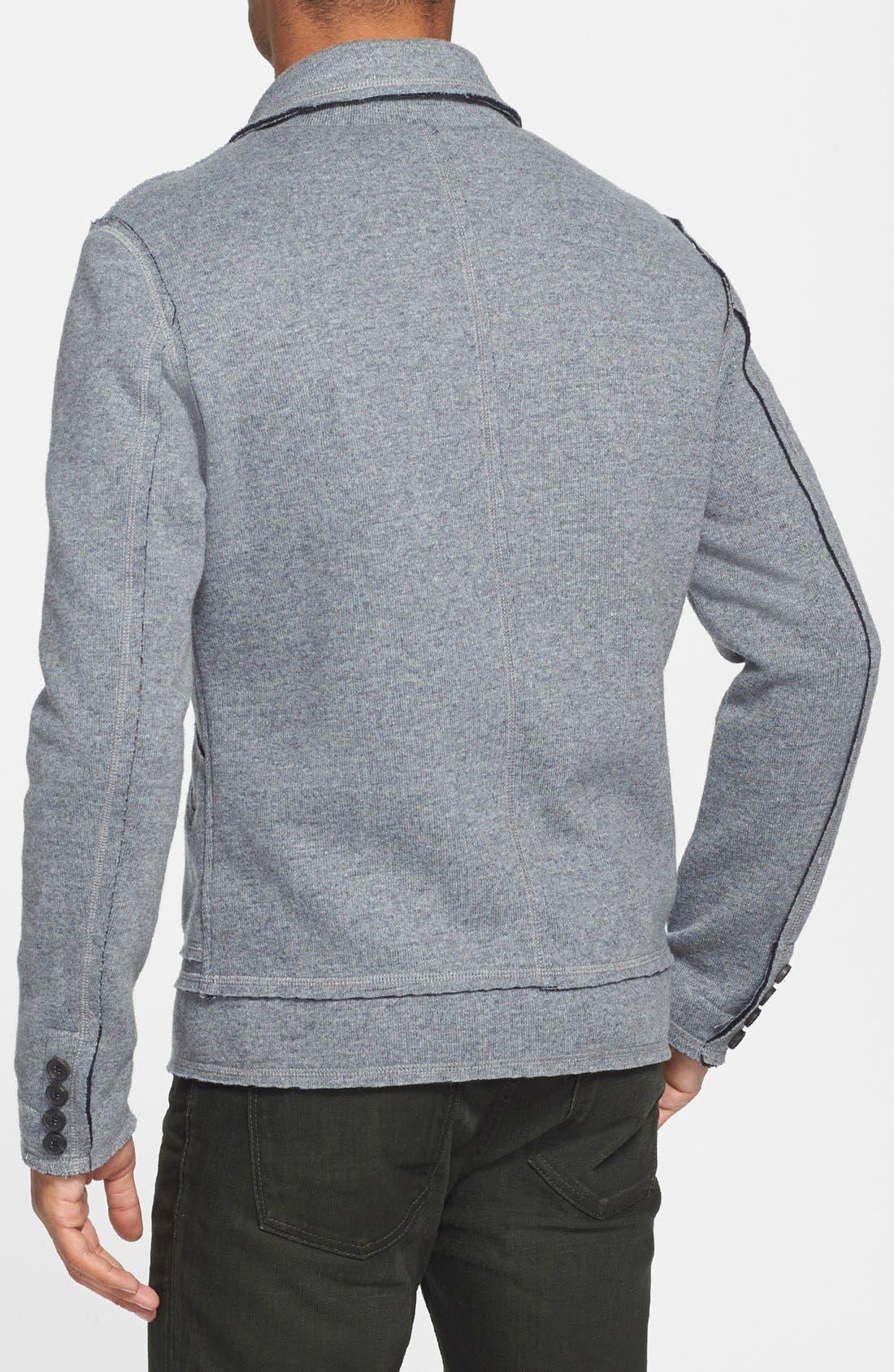 Alternate Image 2  - Antony Morato Wool Blend Jacket