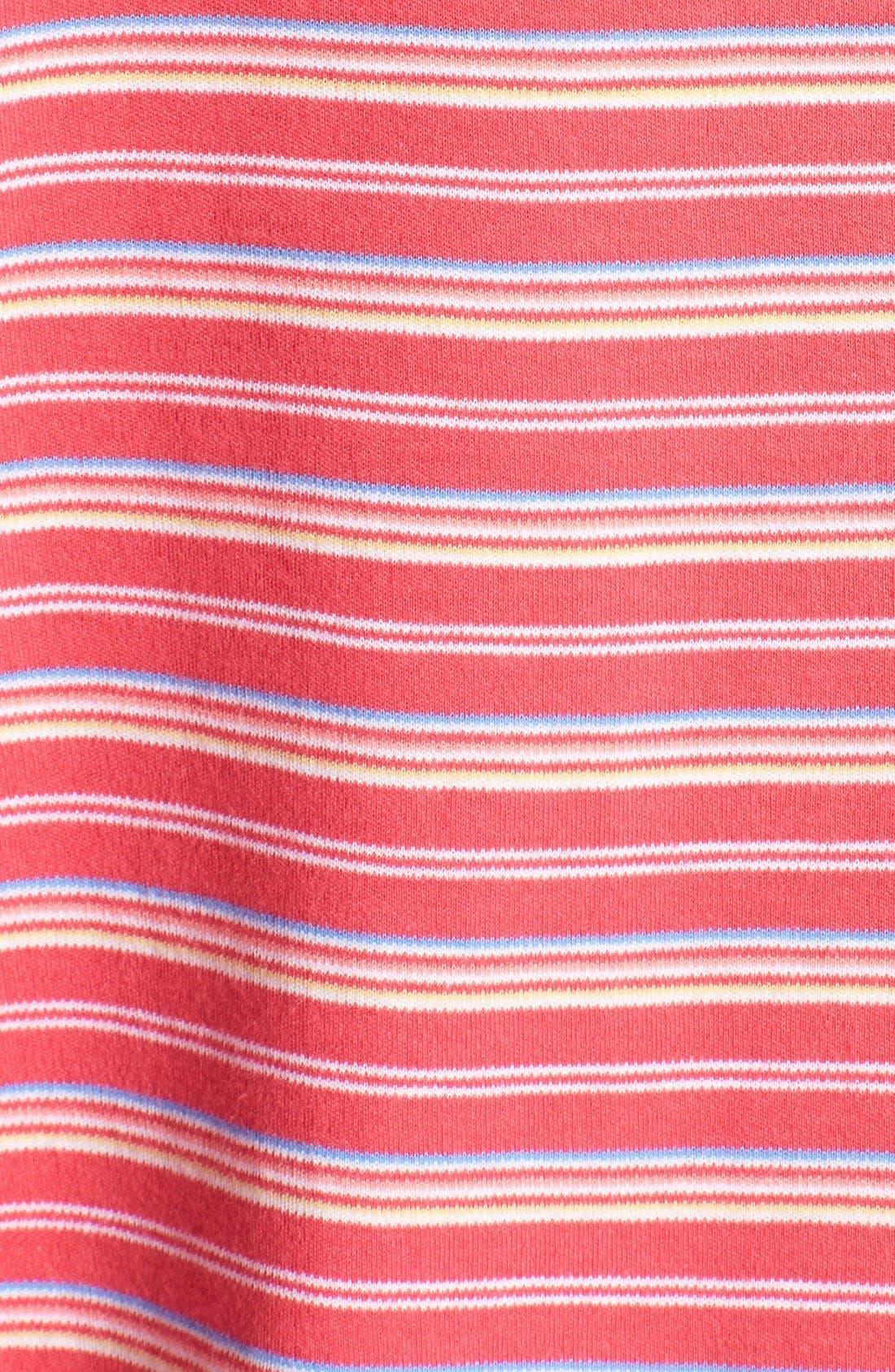 Alternate Image 3  - Bobby Jones 'Fine Line' Stripe Polo