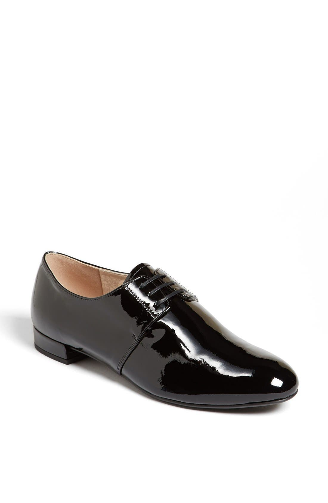 Alternate Image 1 Selected - Prada Oxford Flat