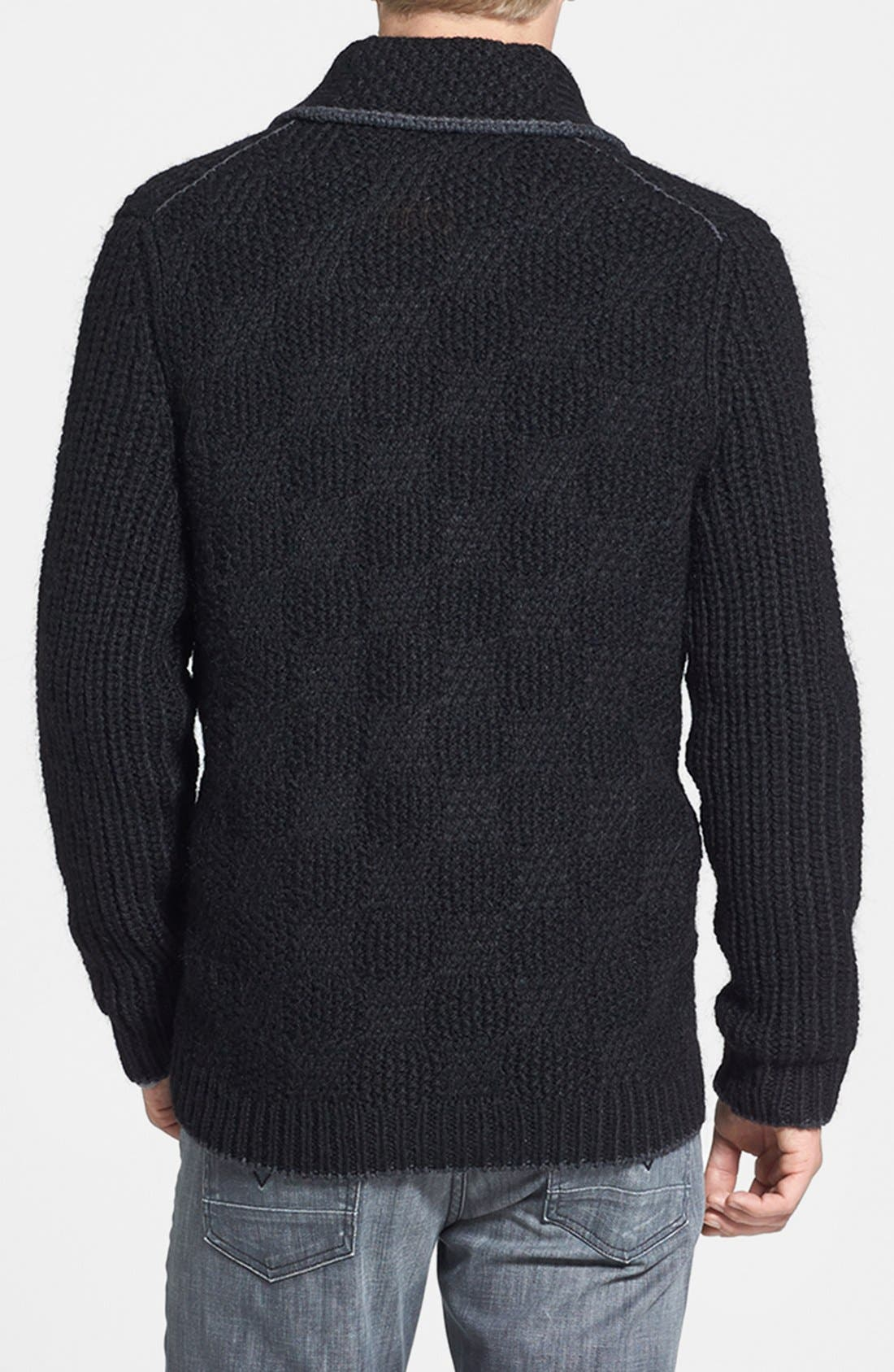 Alternate Image 2  - Tommy Bahama 'Hudson Square' Regular Fit Cardigan