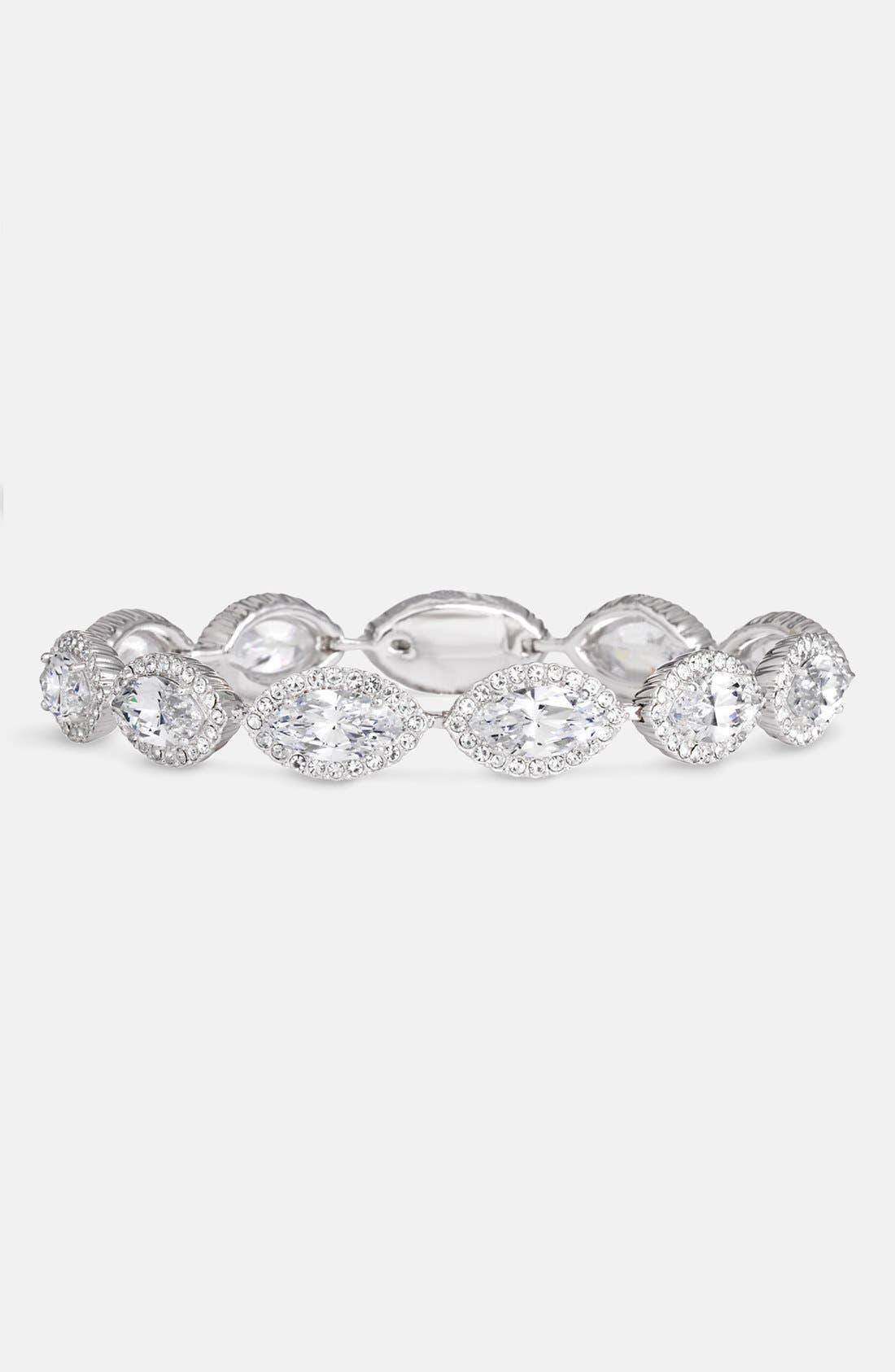 Alternate Image 1 Selected - Nadri 'Marquise' Cubic Zirconia Bracelet