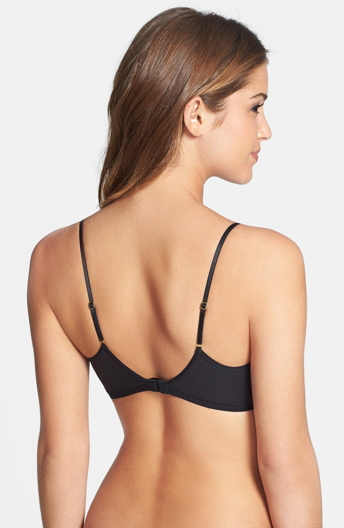Alternate Image 2  - Natori Understated Underwire T-Shirt Bra