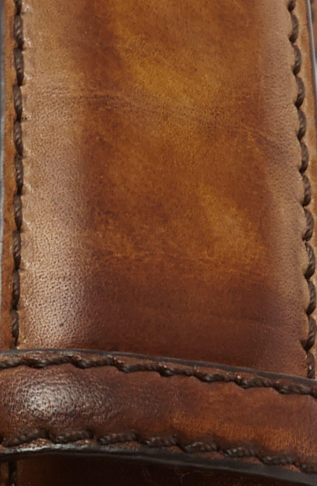 'Catalux' Belt,                             Alternate thumbnail 2, color,                             Tobacco
