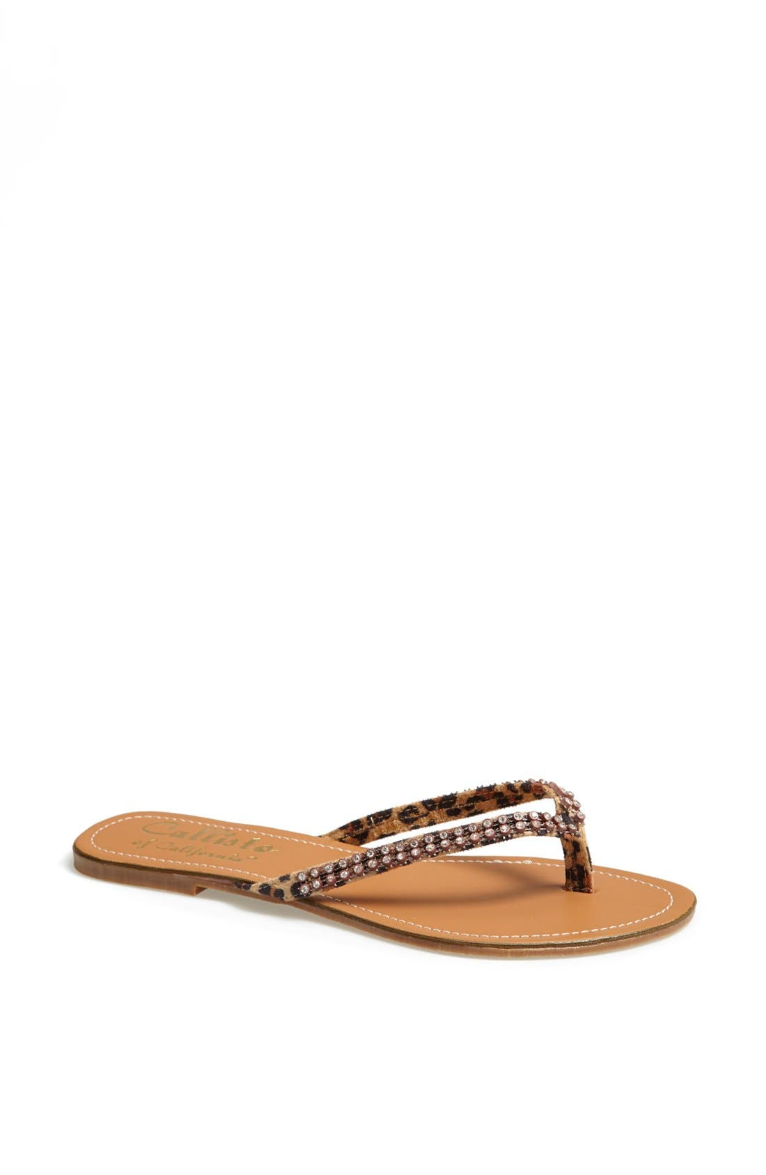 Alternate Image 1 Selected - Callisto 'Keiki' Sandal
