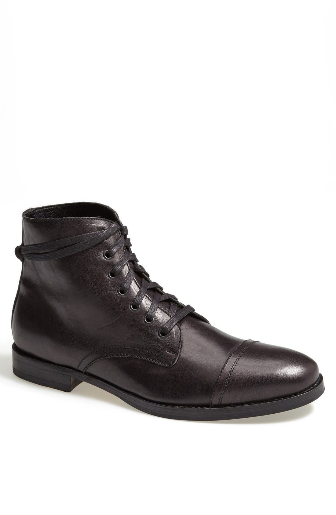 Alternate Image 1 Selected - Maison Forte 'Malleus II' Cap Toe Boot