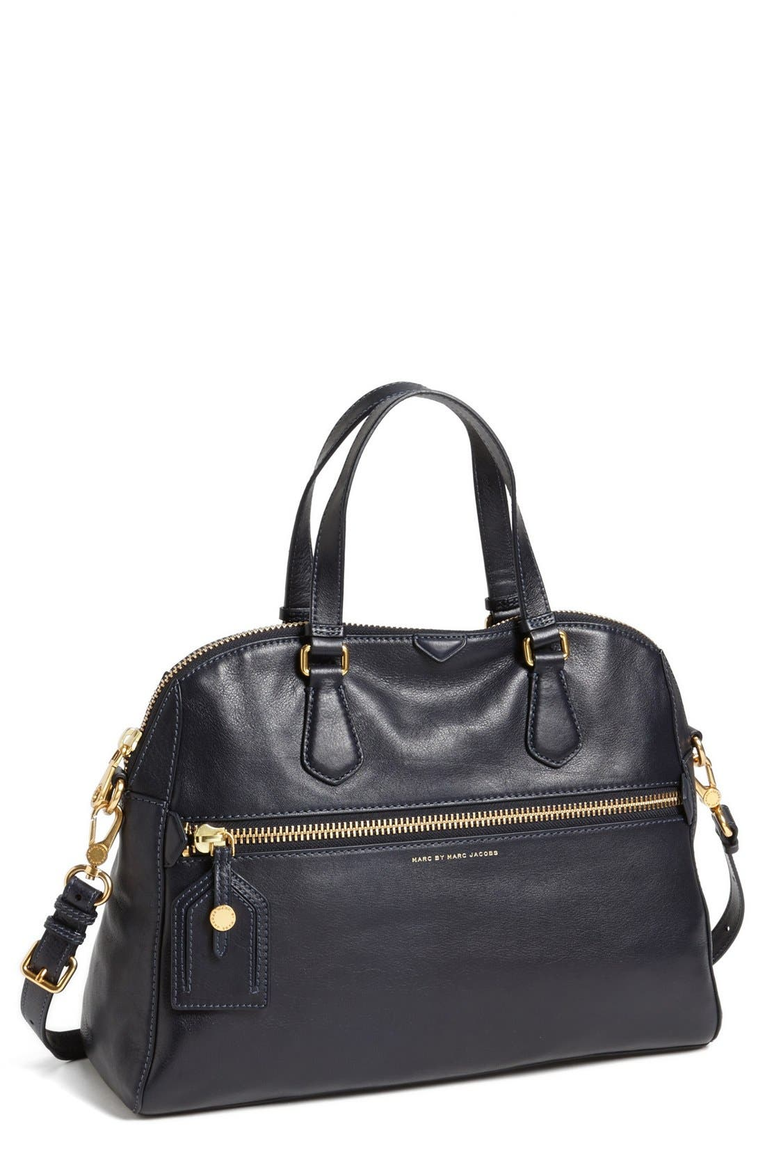 Alternate Image 1 Selected - MARC BY MARC JACOBS 'Globetrotter - Calamity Rei' Dome Satchel