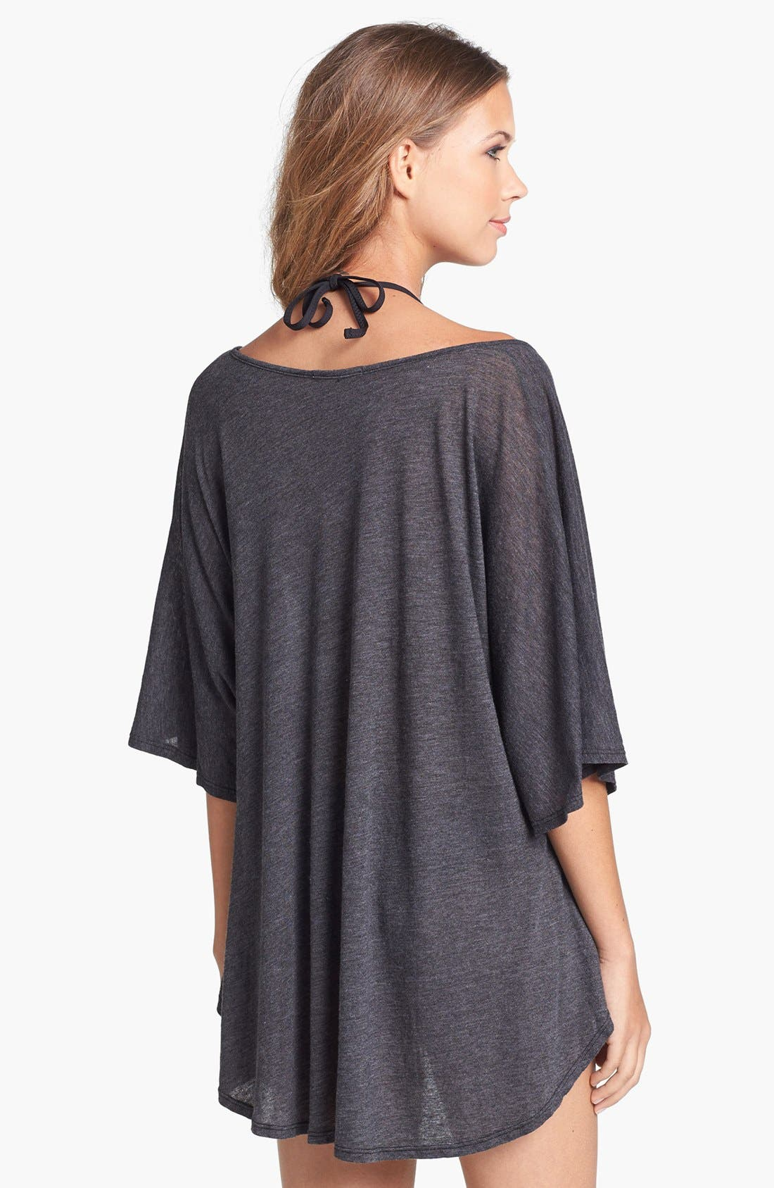 Alternate Image 2  - Wildfox 'Summer Forever' Tunic Cover-Up