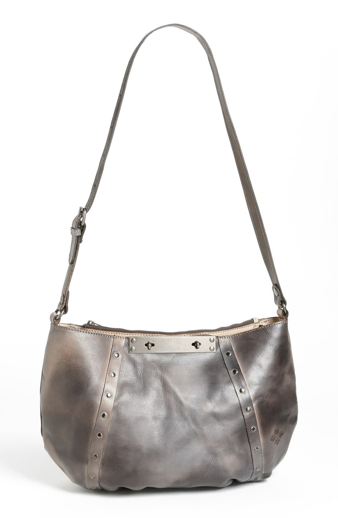 Alternate Image 1 Selected - Patricia Nash 'Bucciano' Leather Shoulder Bag