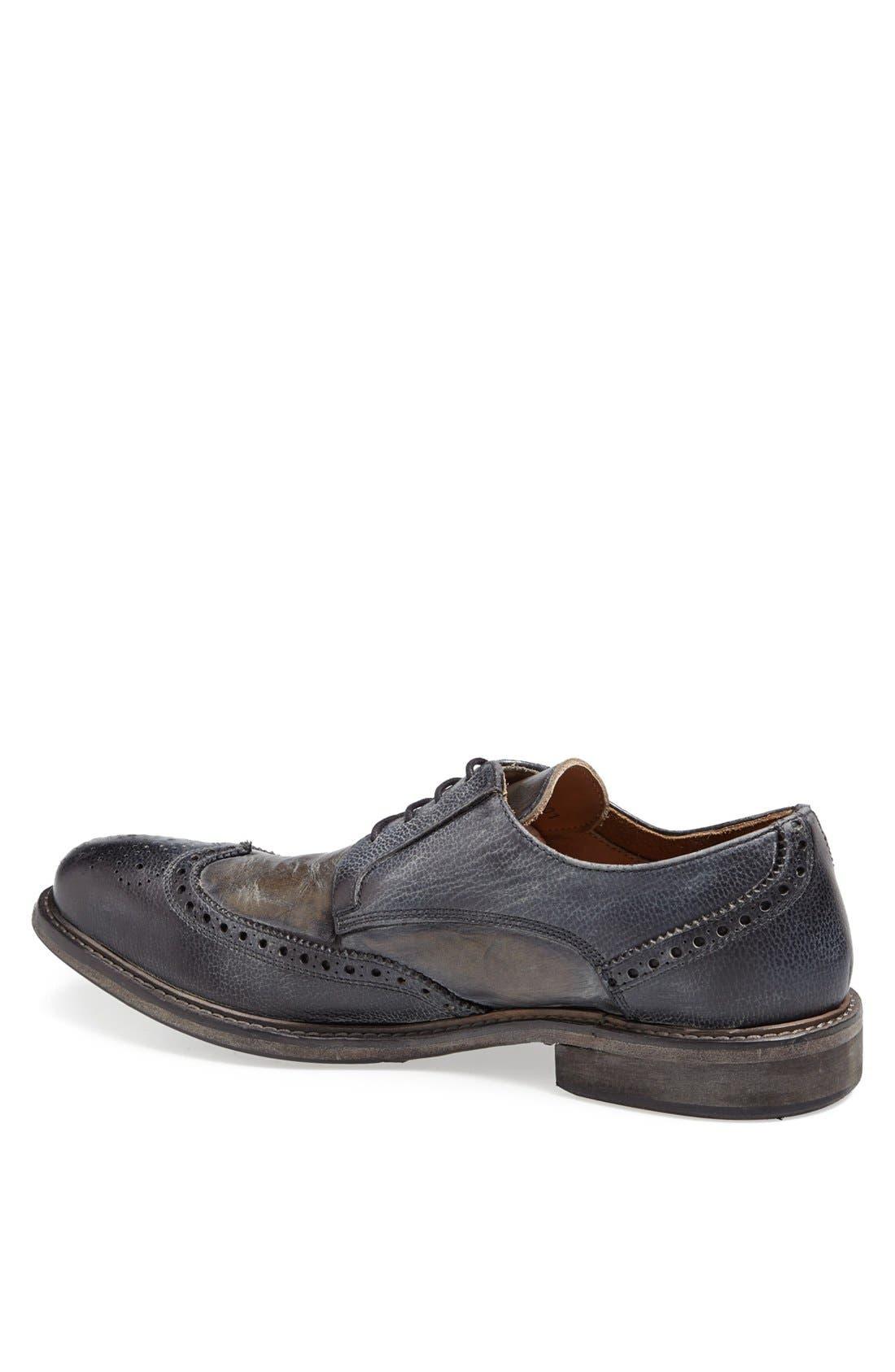 Alternate Image 2  - John Varvatos Collection 'College' Spectator Shoe