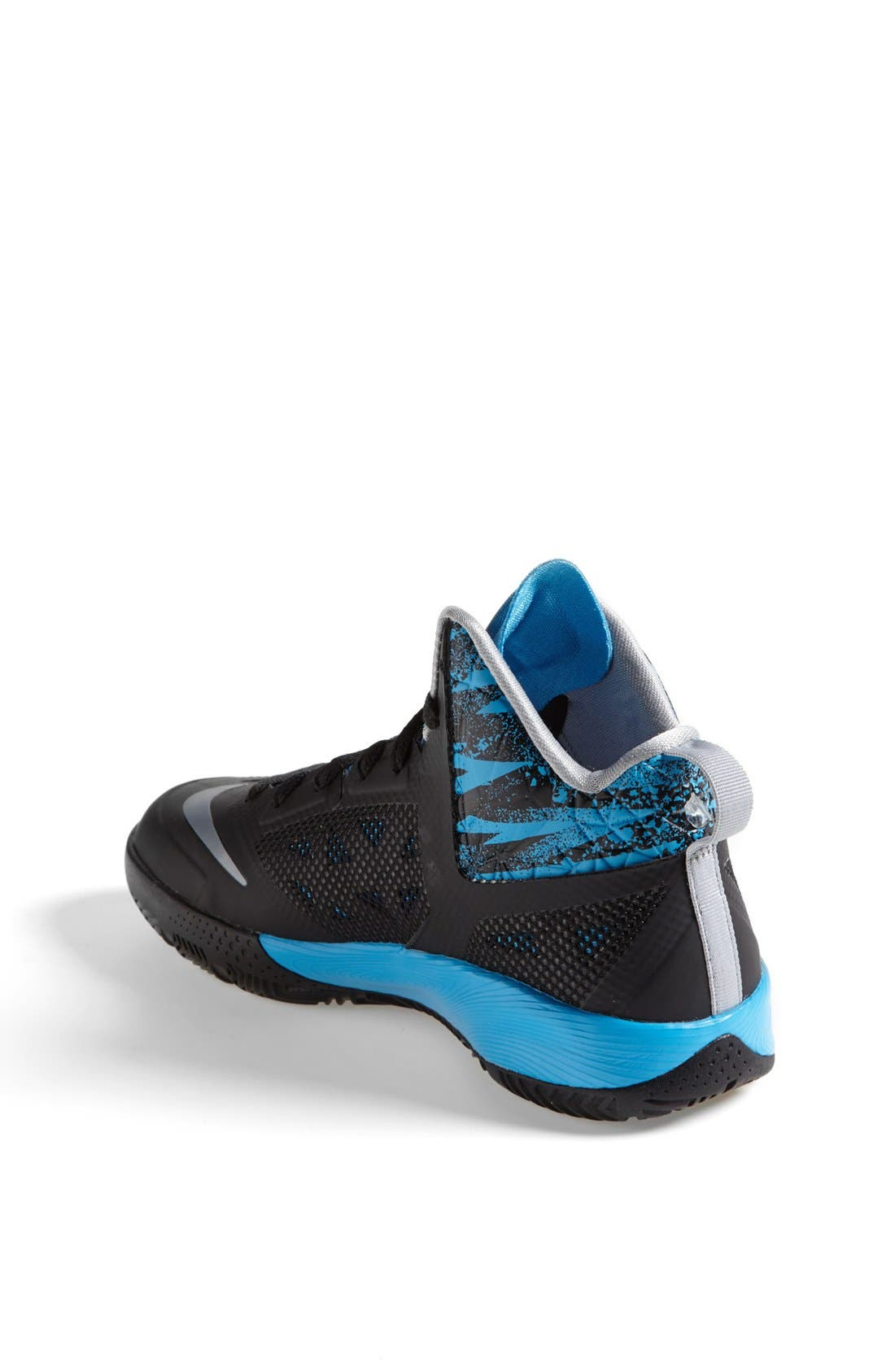 Alternate Image 2  - Nike 'Hyperfuse 2013' Basketball Shoe (Big Kid)
