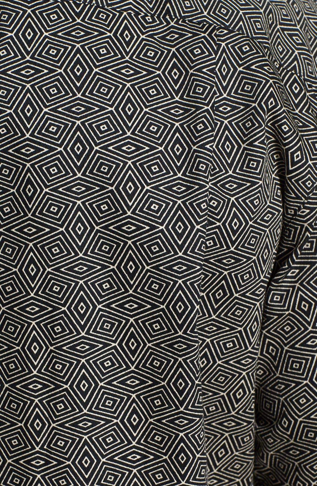 Alternate Image 3  - Tori Richard 'Hypnoweave' Classic Fit Sport Shirt