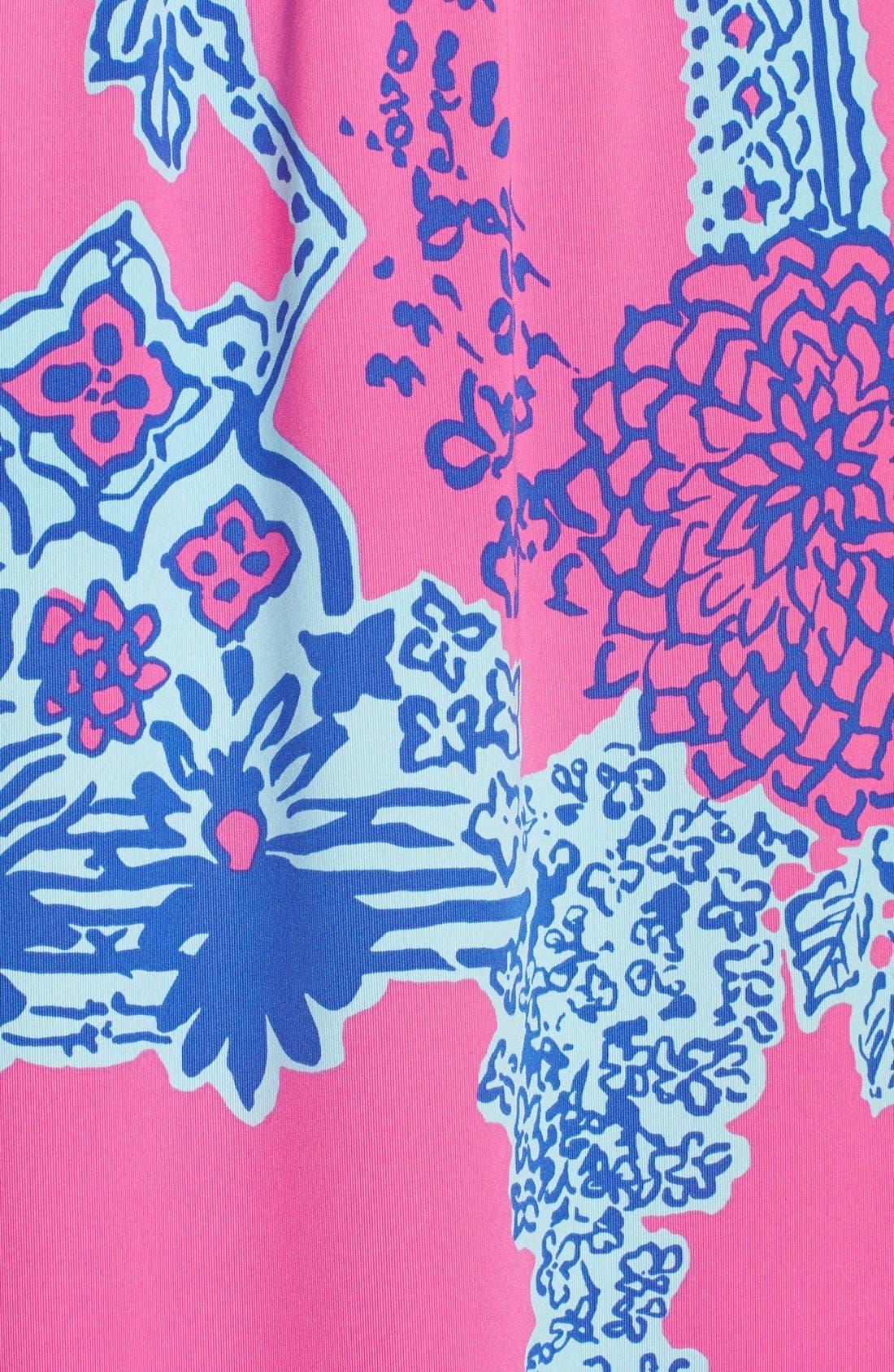 Alternate Image 3  - Lilly Pulitzer® 'Ashlynn' Print Jersey Maxi Dress