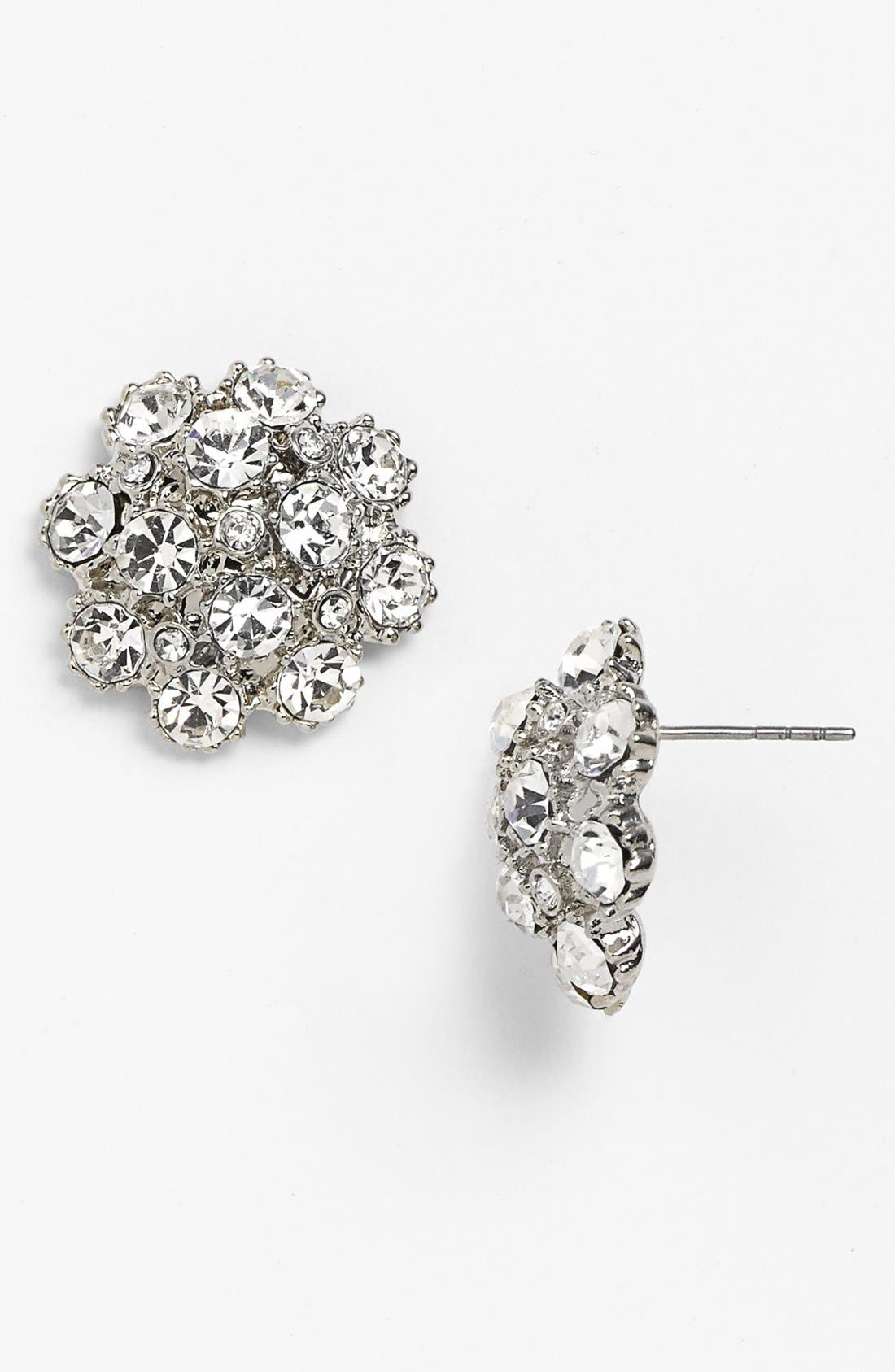 Alternate Image 1 Selected - Nina 'Shirley' Cluster Stud Earrings