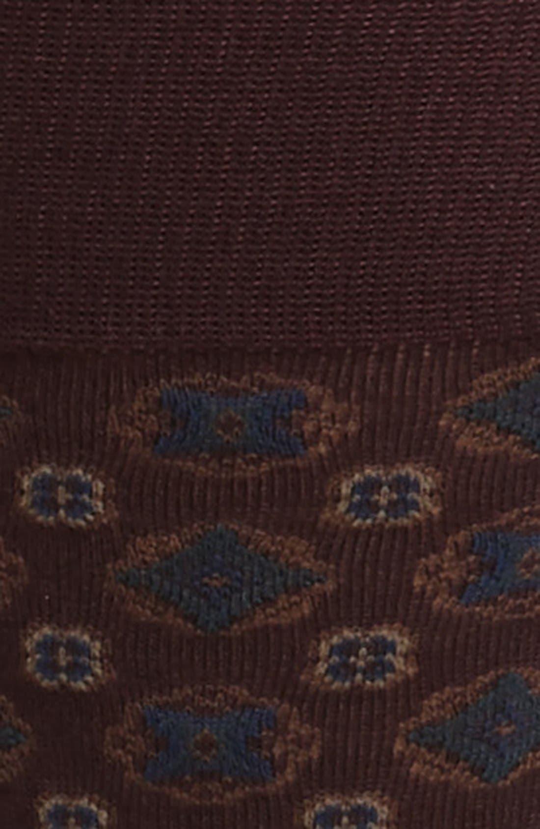 Alternate Image 2  - Polo Ralph Lauren Dot Socks