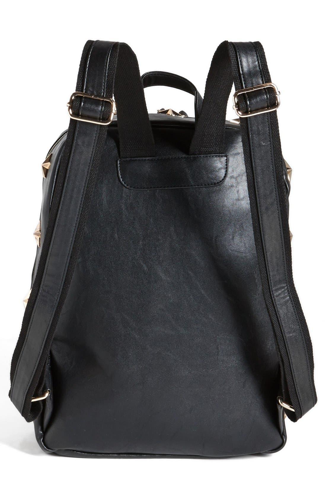 Alternate Image 4  - Nila Anthony 'Star' Stud Backpack