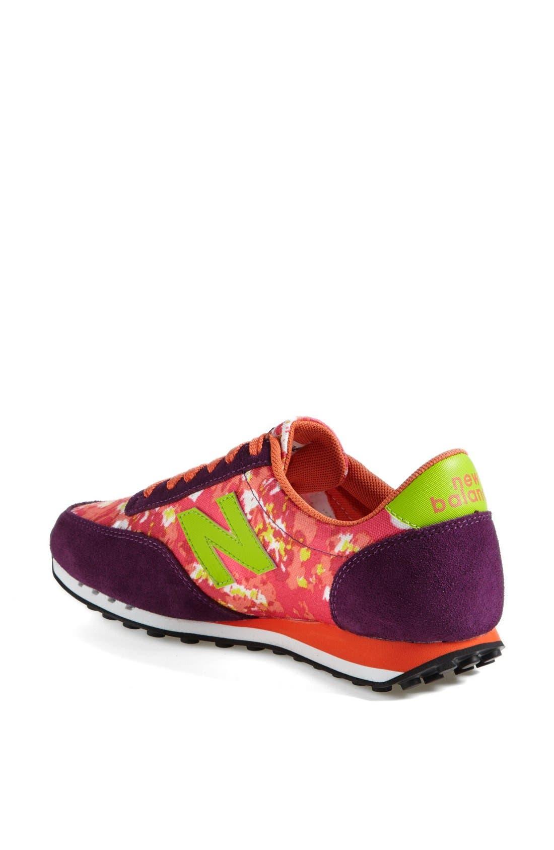 Alternate Image 2  - New Balance '410 Floral Blur' Sneaker (Women)