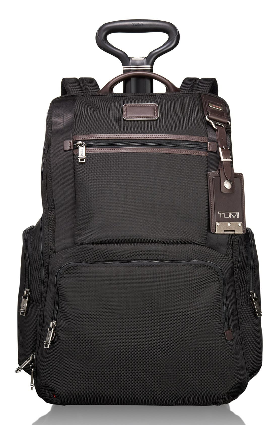 Alternate Image 1 Selected - Tumi 'Alpha Bravo - Lemoore' Wheeled Backpack (21 Inch)