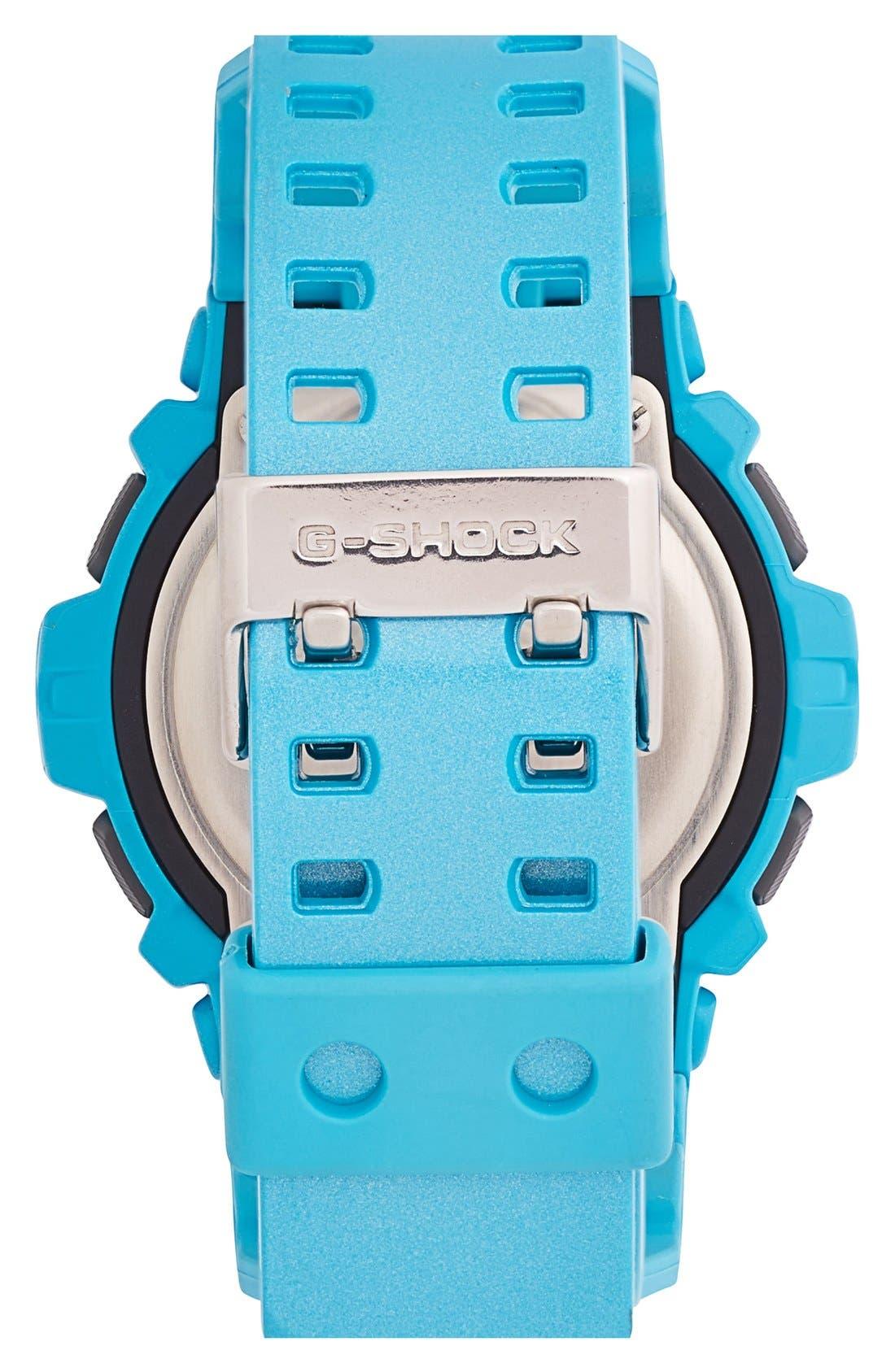 Alternate Image 2  - G-Shock 'Glide Color' Digital Watch, 55mm