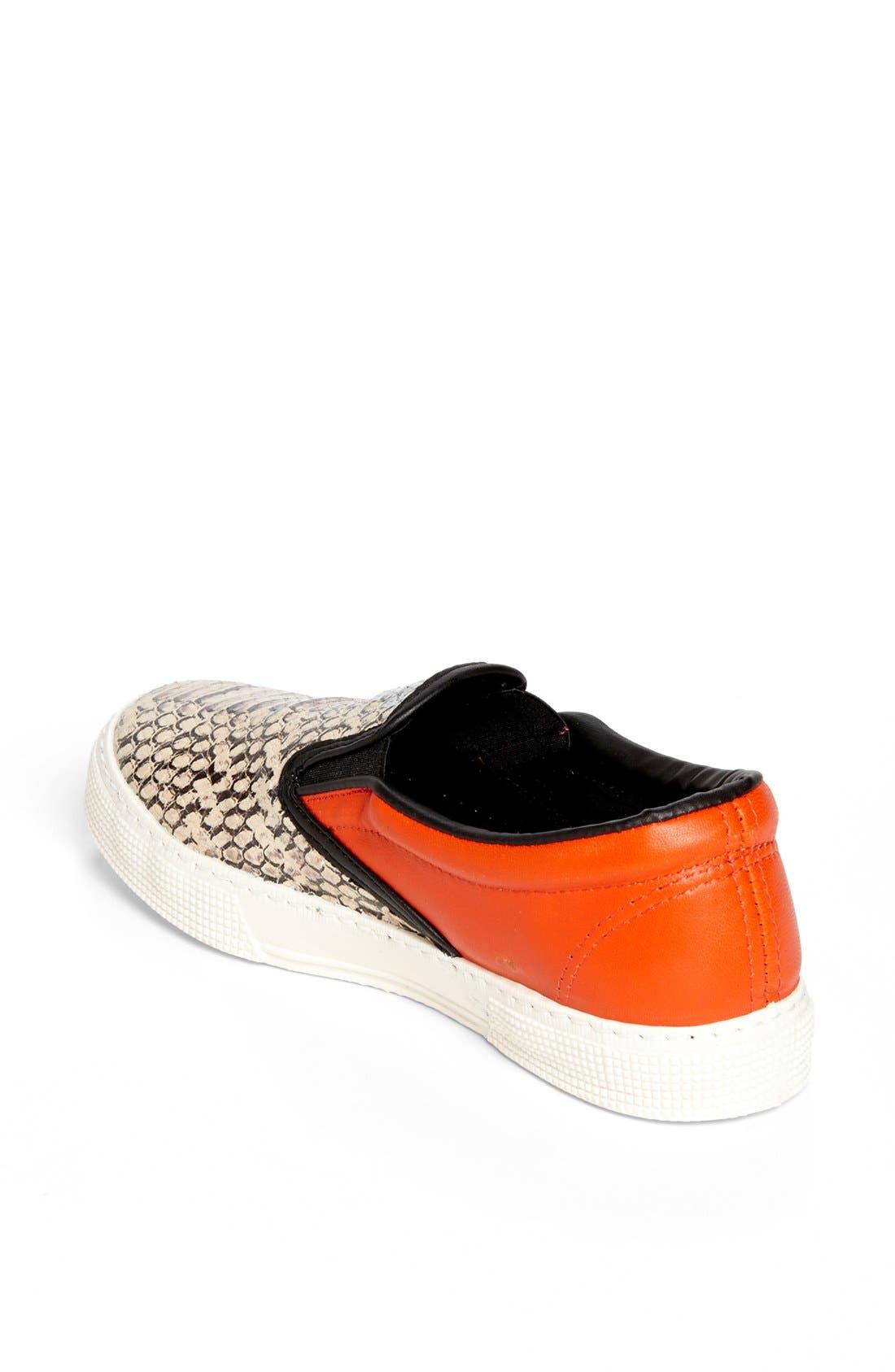 Alternate Image 2  - Kurt Geiger London Slip-On Sneaker
