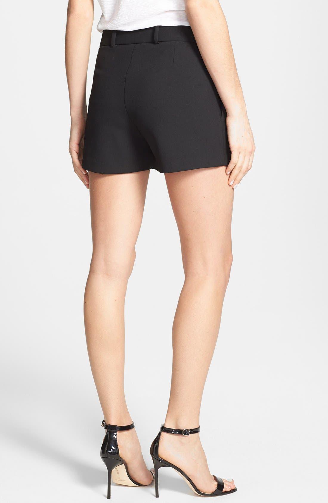 Alternate Image 2  - Diane von Furstenberg 'Naples' Stretch Shorts