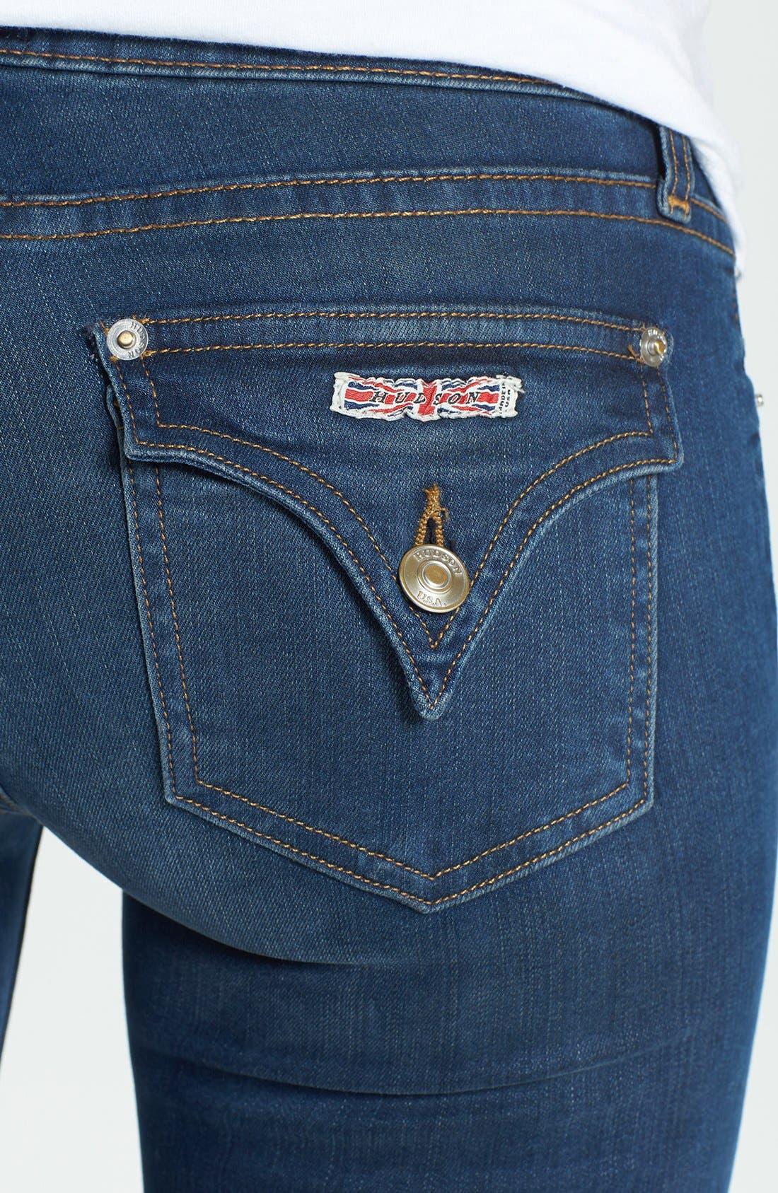 Alternate Image 3  - Hudson Jeans 'Ferris' Flare Leg Jeans (Wanderlust)