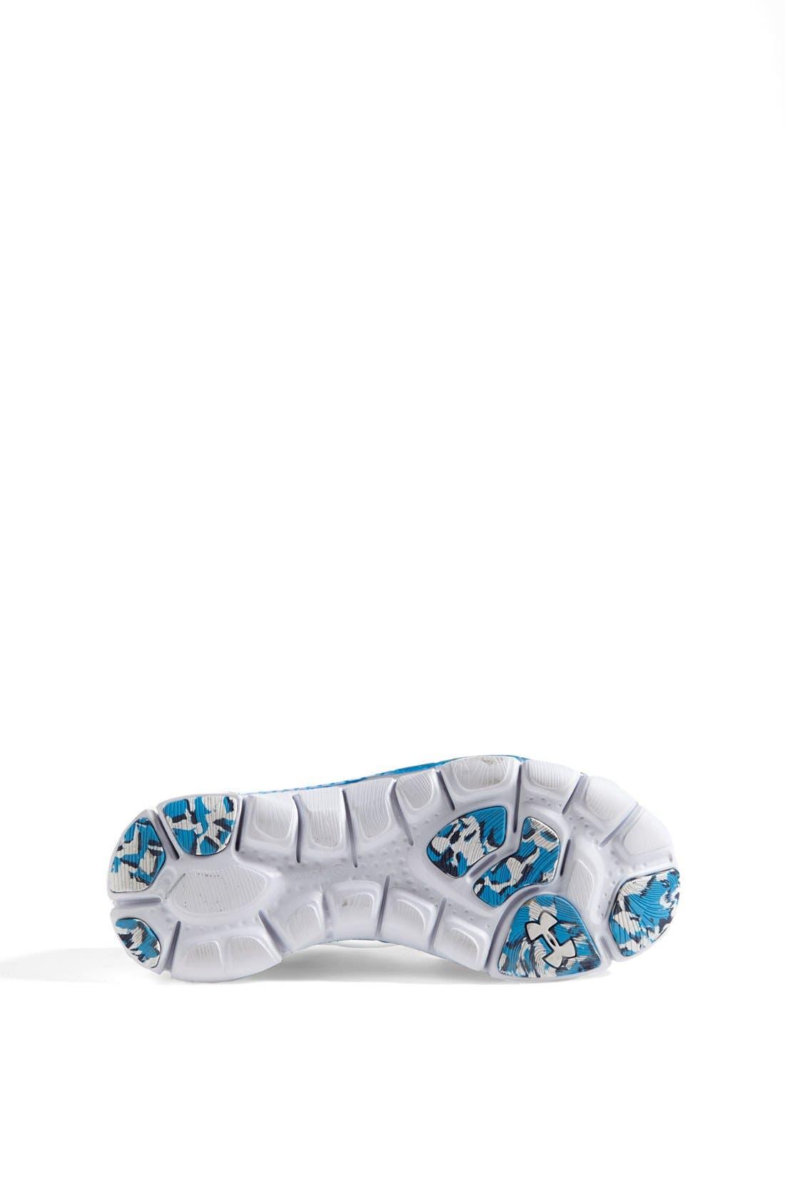 Alternate Image 4  - Under Armour 'Micro G™ Engage' Athletic Shoe (Big Kid)