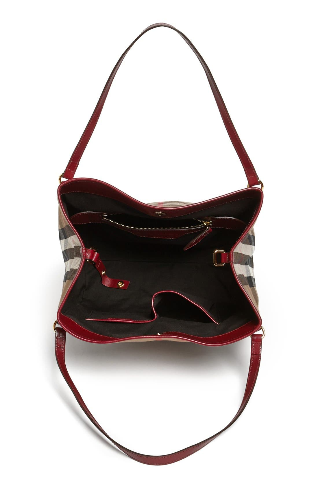 Alternate Image 3  - Burberry 'Small Canterbury' House Check Tote