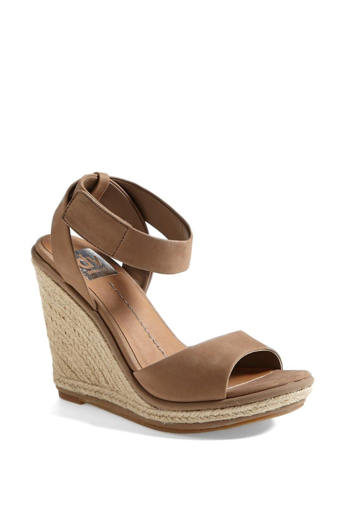 DV by Dolce Vita 'Tonya' Sandal,                             Main thumbnail 1, color,                             Taupe