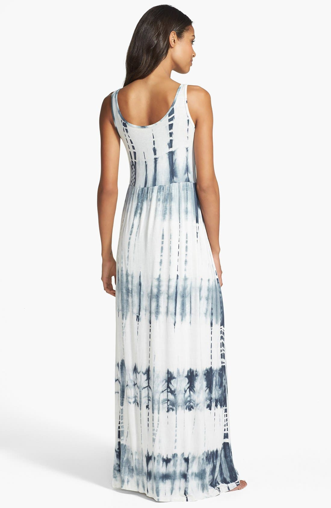 Alternate Image 2  - Daniel Buchler Tie Dye Maxi Dress