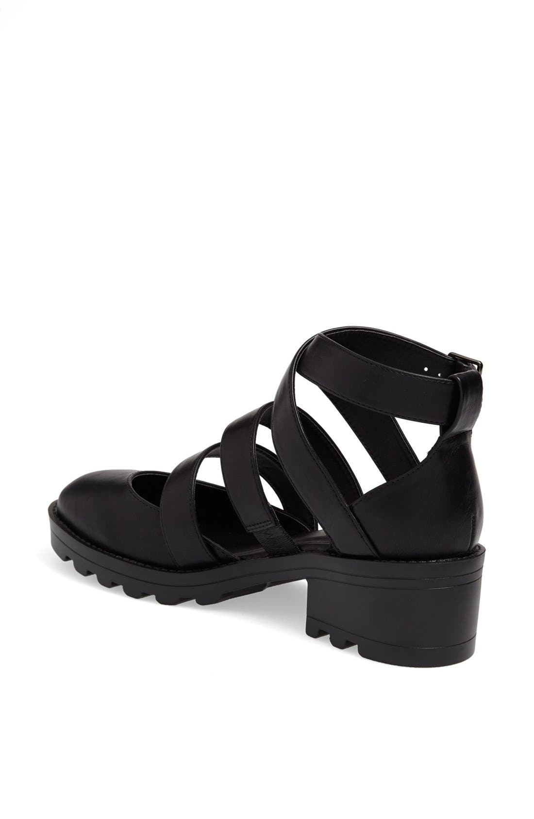 Alternate Image 2  - Topshop 'Mingle' Strappy Shoe