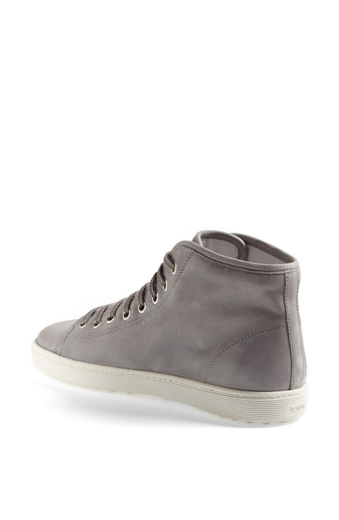 Alternate Image 2  - Tod's 'Sport Cassetta' High Top Sneaker